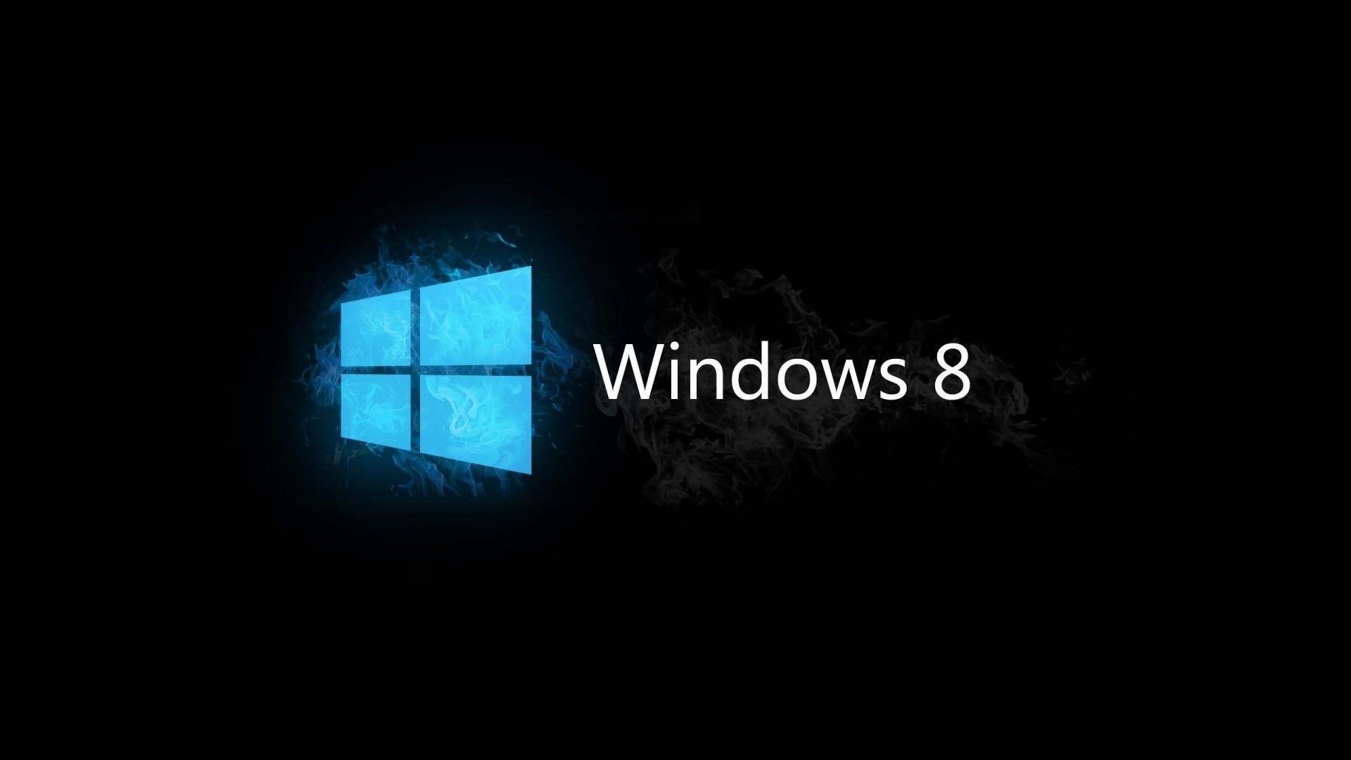 Windows 8 Blue desktop PC and Mac wallpaper