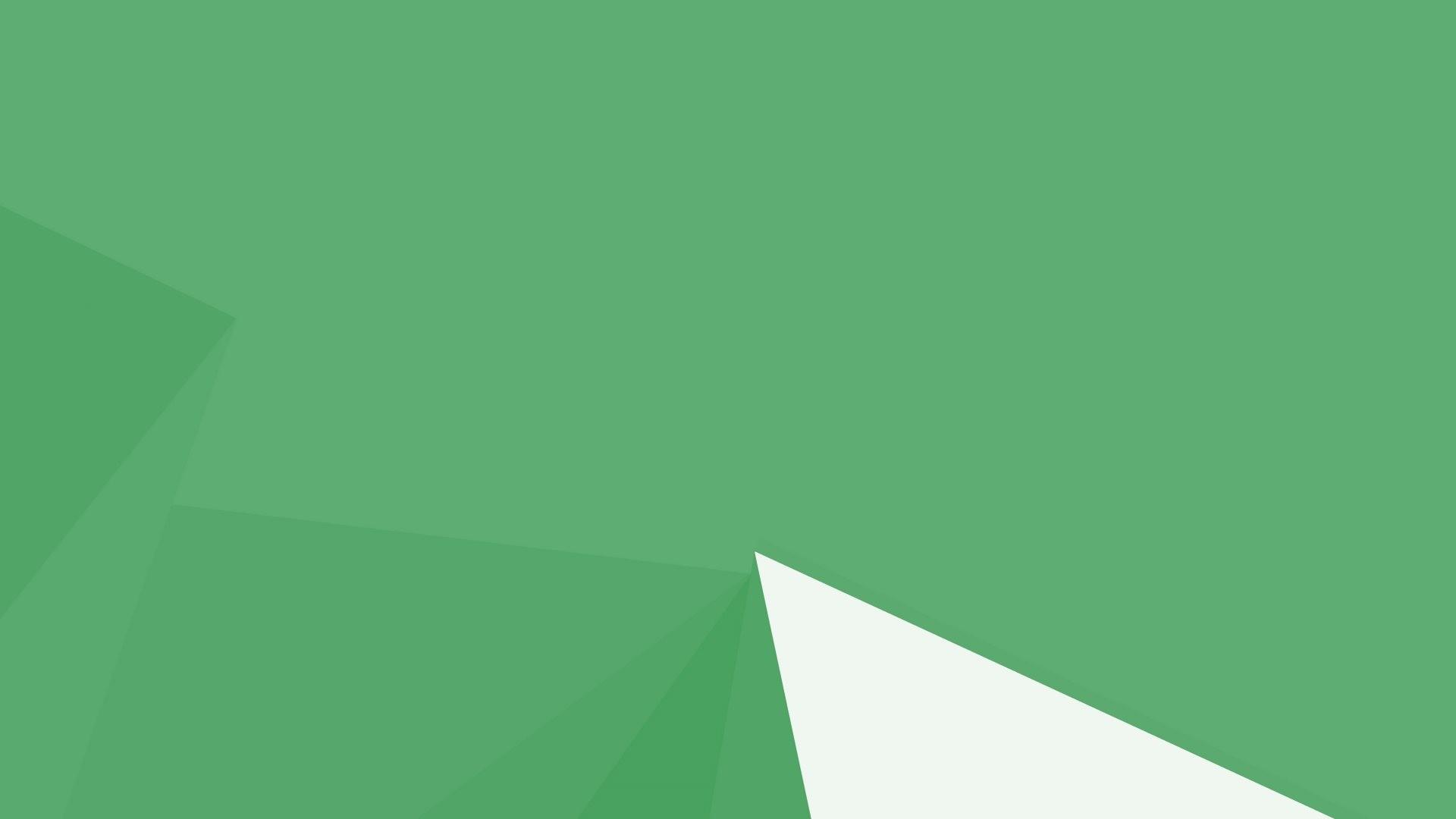 4K HD Wallpaper: Minimal Windows 8.1 Green