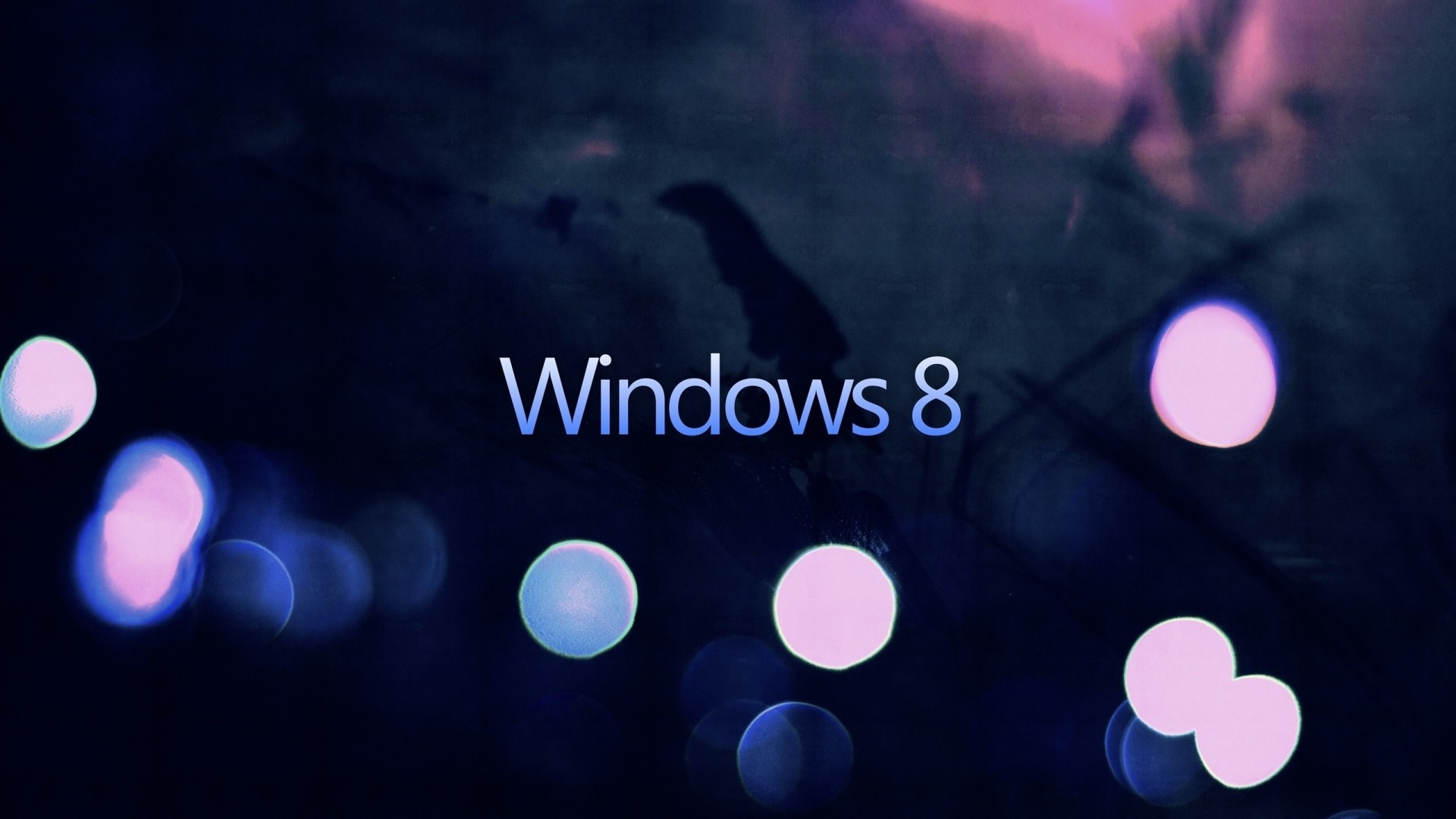 Preview wallpaper windows 8, microsoft, logo, highlights, abstraction  1920×1080