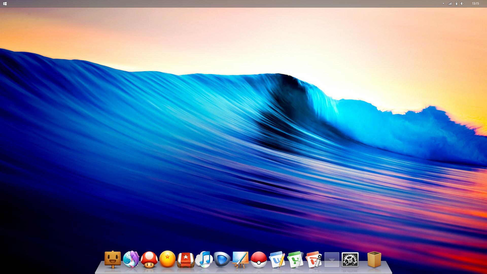 Windows 8.1 Pro Wallpaper Windows 8.1 isn't half bad