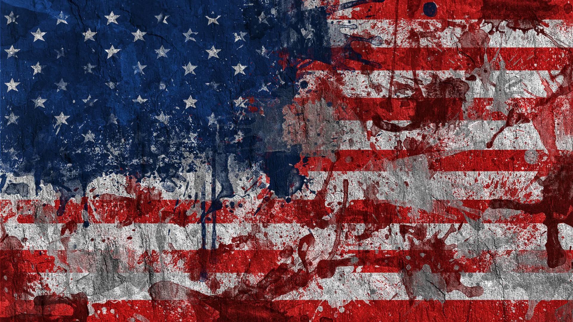Art Painting American Flag Wallpaper HD #8548 Wallpaper | High .