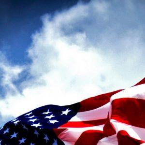 High Resolution American Flag