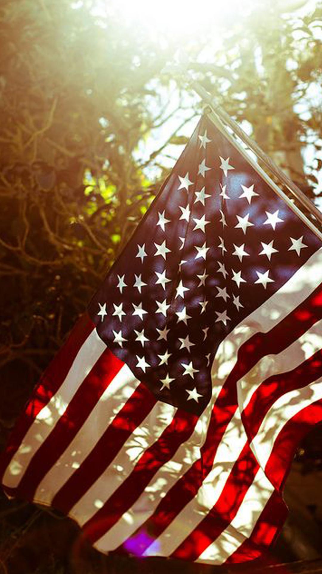 American Flag iphone 5 wallpaper hd
