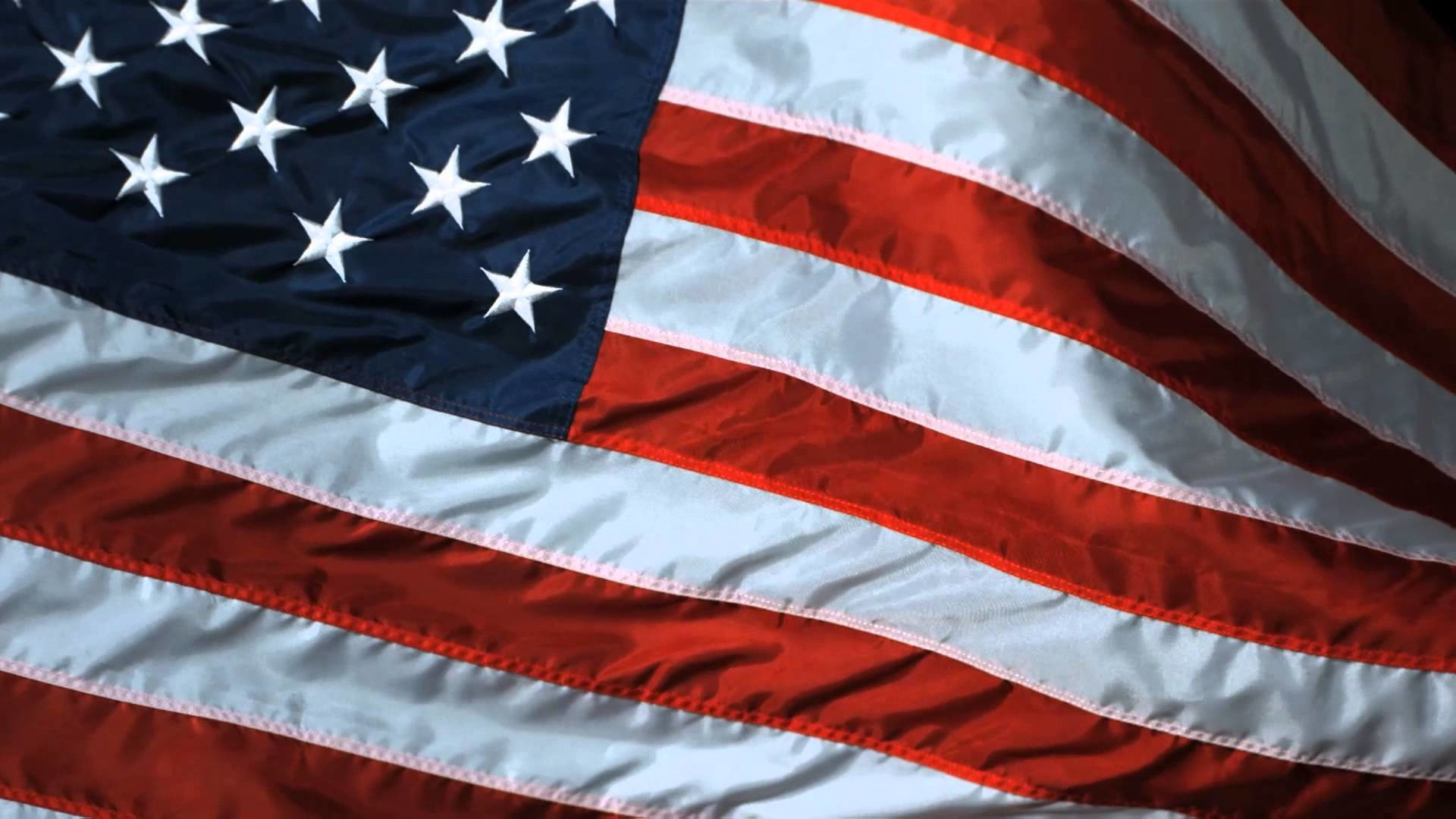 Slow Motion USA Flag Waving United States of America Flag Flying in High  Definition HD Slowmo Video – YouTube