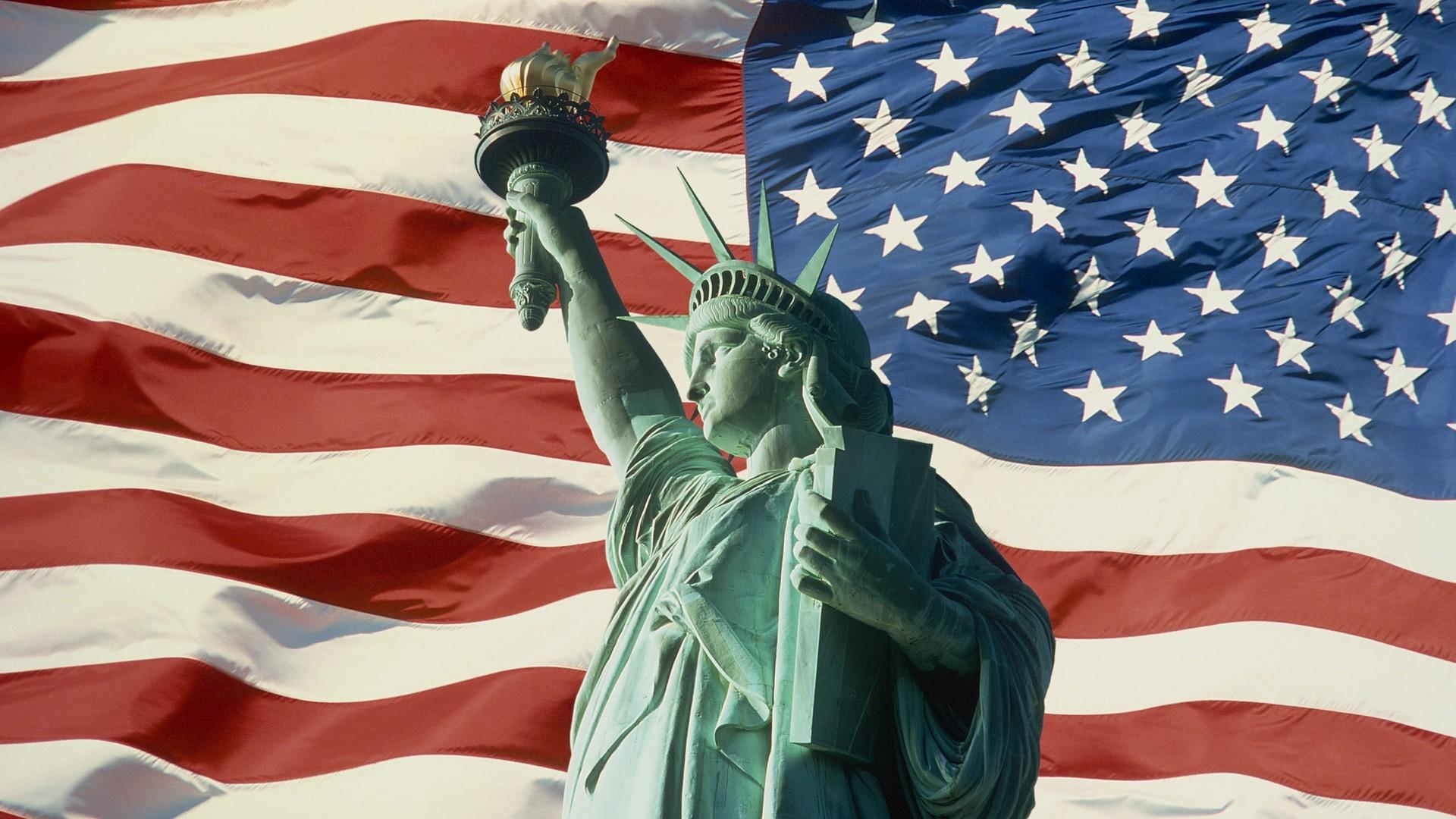 Wallpaper US Flag