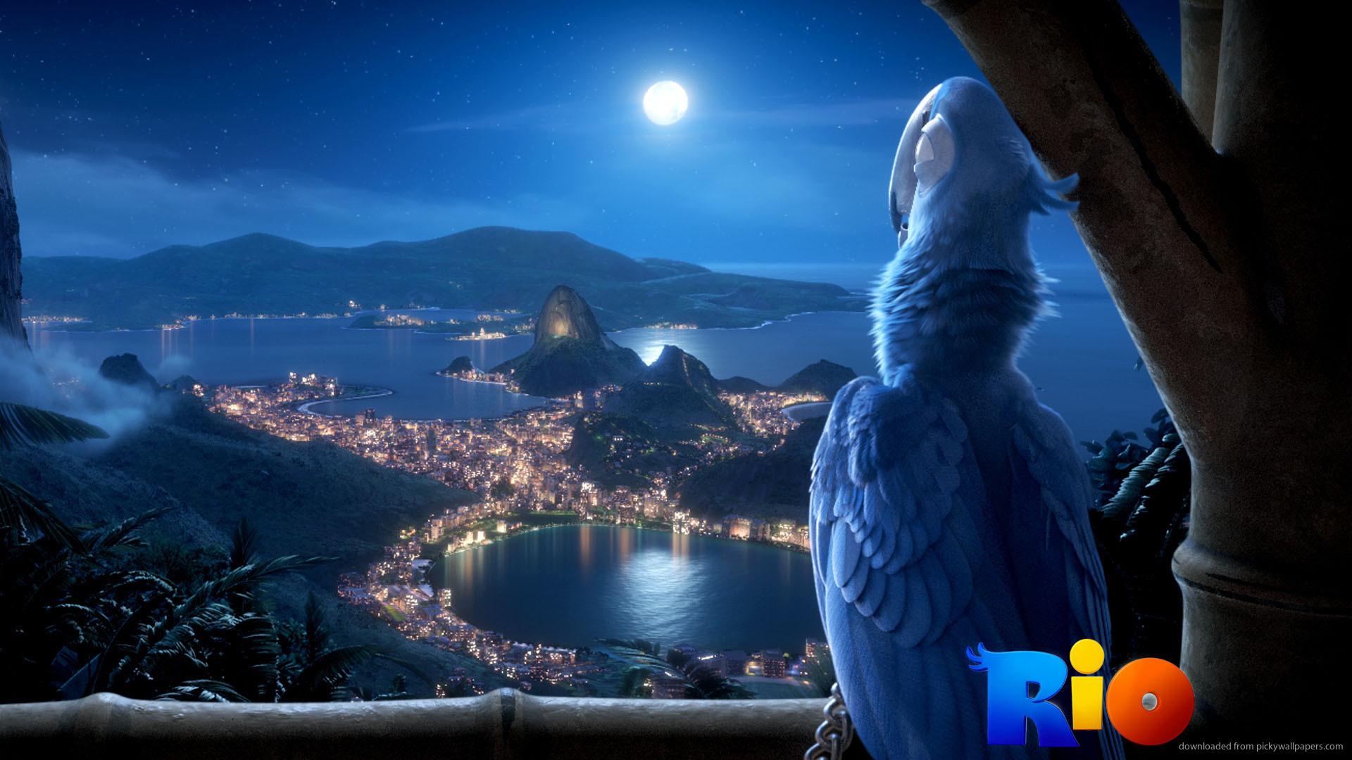 Disney Rio Movie Desktop Wallpaper picture