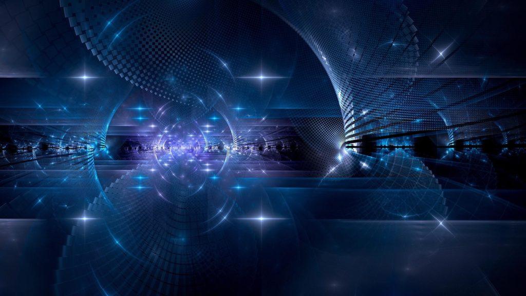 hd blue 3d design desktop backgrounds