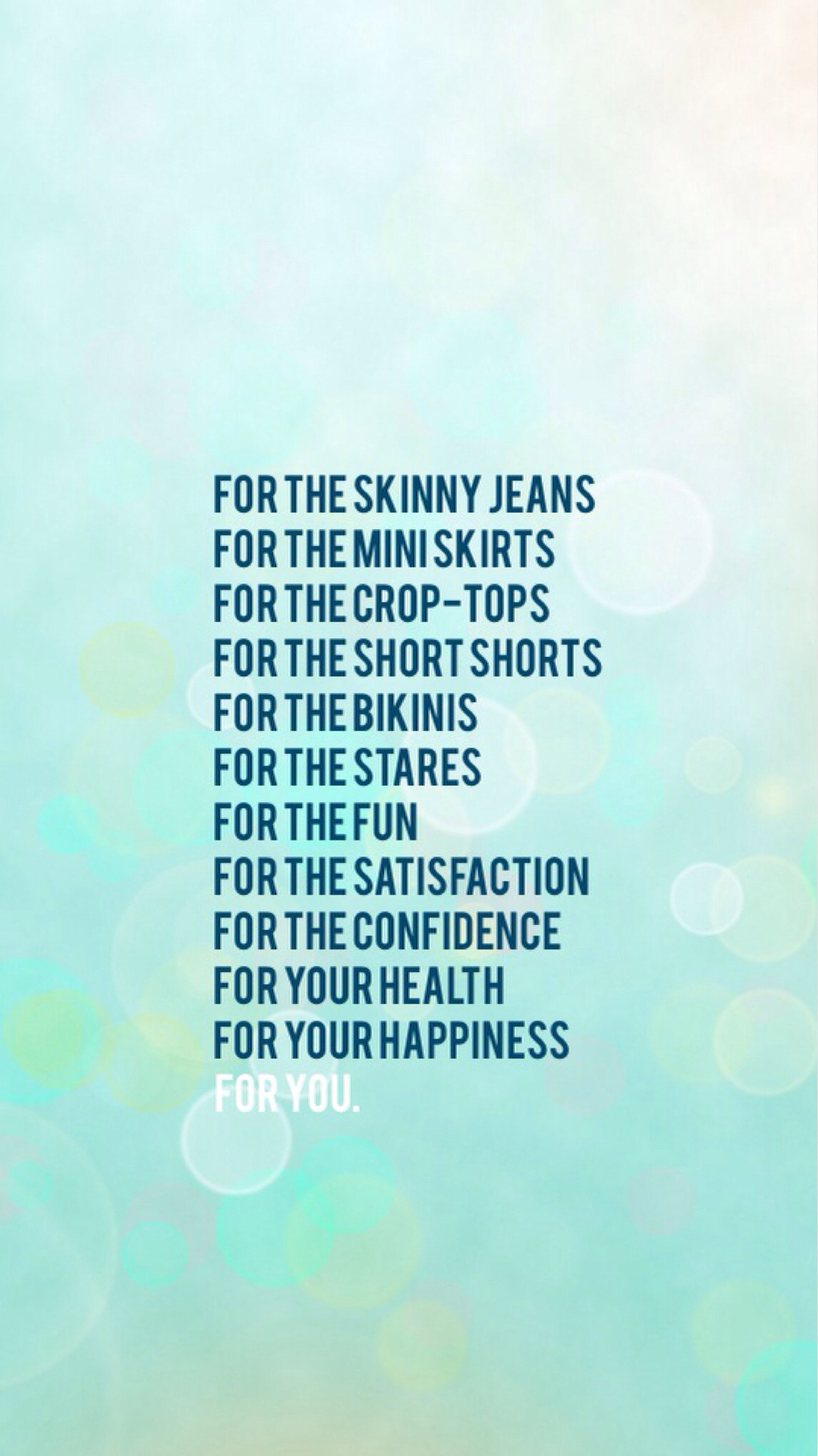 1000+ images about Fitness☀ on Pinterest | Easy morning workout, Jumping  jacks and Fitness motivation wallpaper