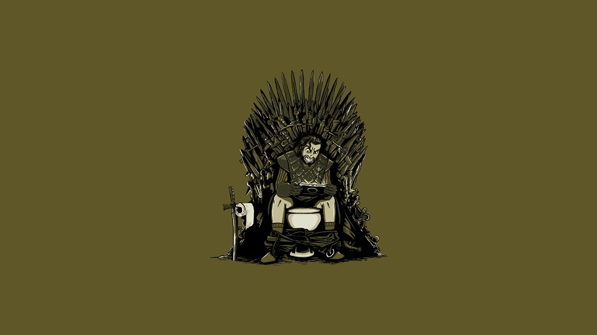 wallpaper minimalistic · Game of Thrones
