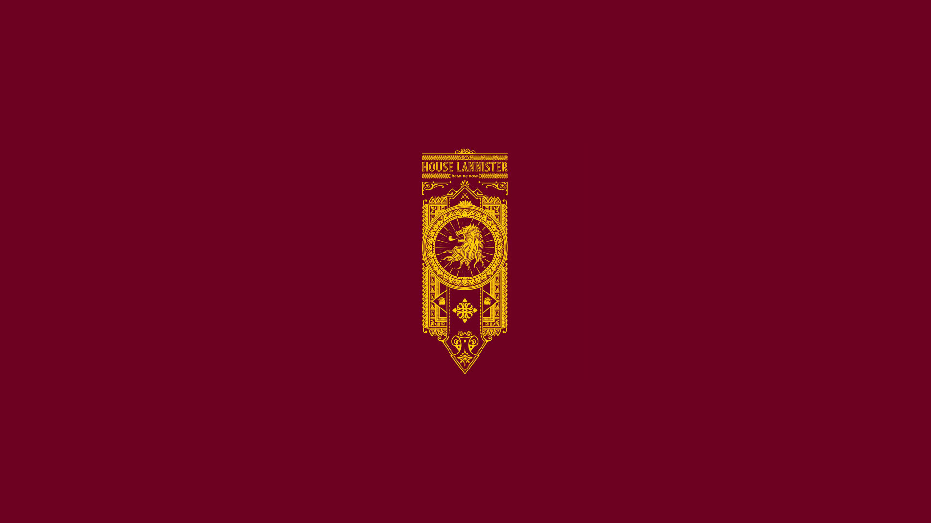 [No Spoilers] Some cool minimalist GoT wallpapers, courtesy of /r/minimalism!  : gameofthrones