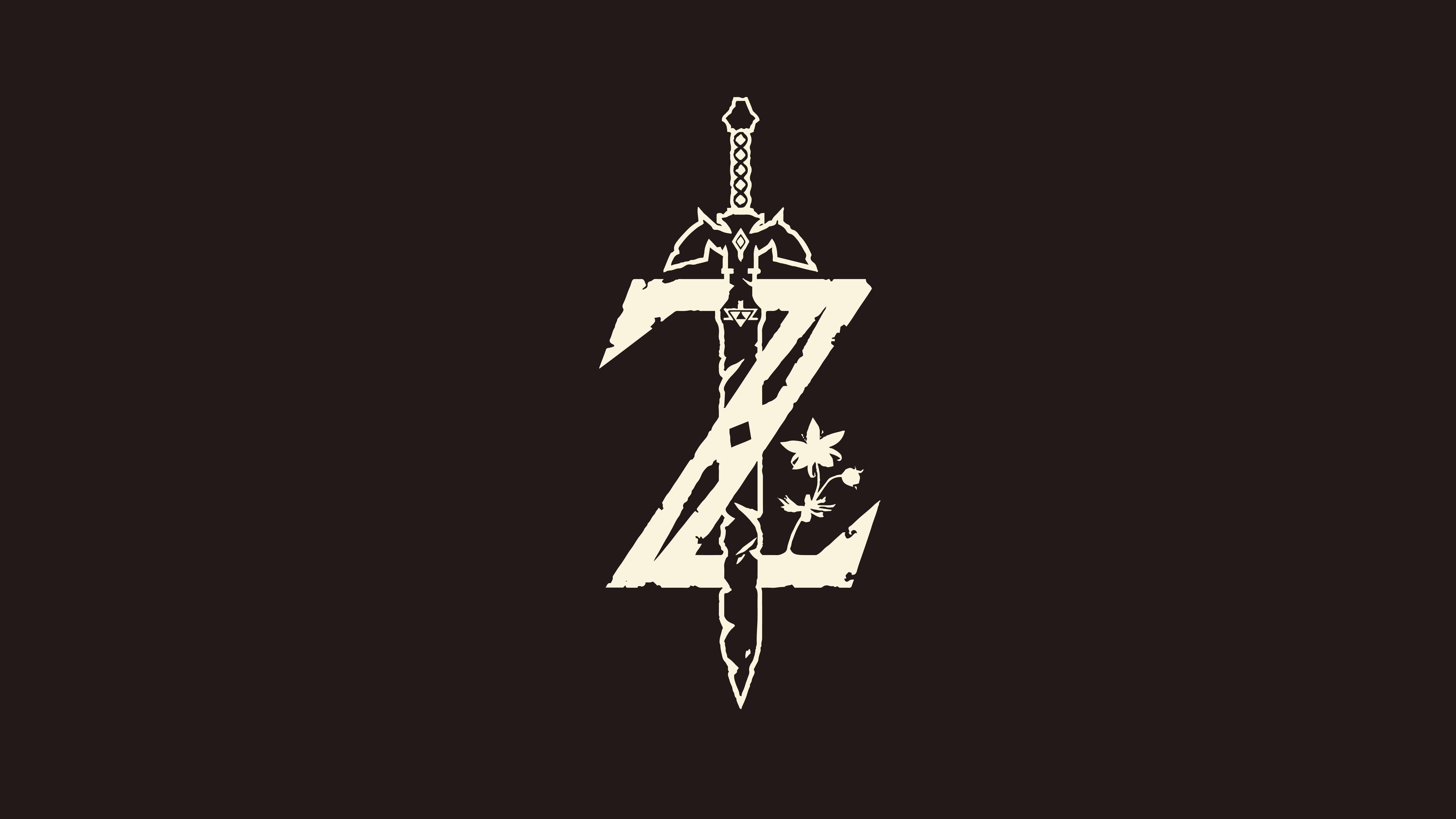 Download The Legend Of Zelda Minimalist HD 4k Wallpapers .