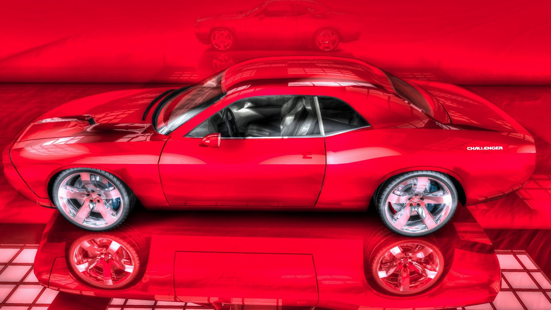 Dodge-Charger-Full-Screen-HD-Wallpaper