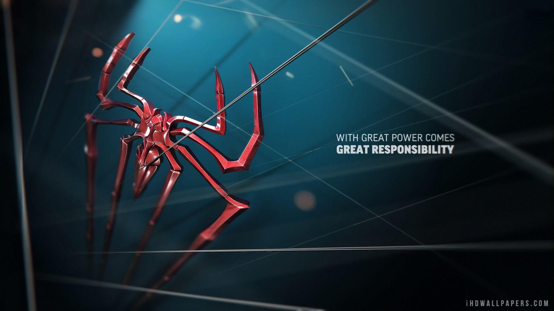 Spider Man HD desktop wallpaper : High Definition : Fullscreen 1920×1080 HD  Wallpapers Of