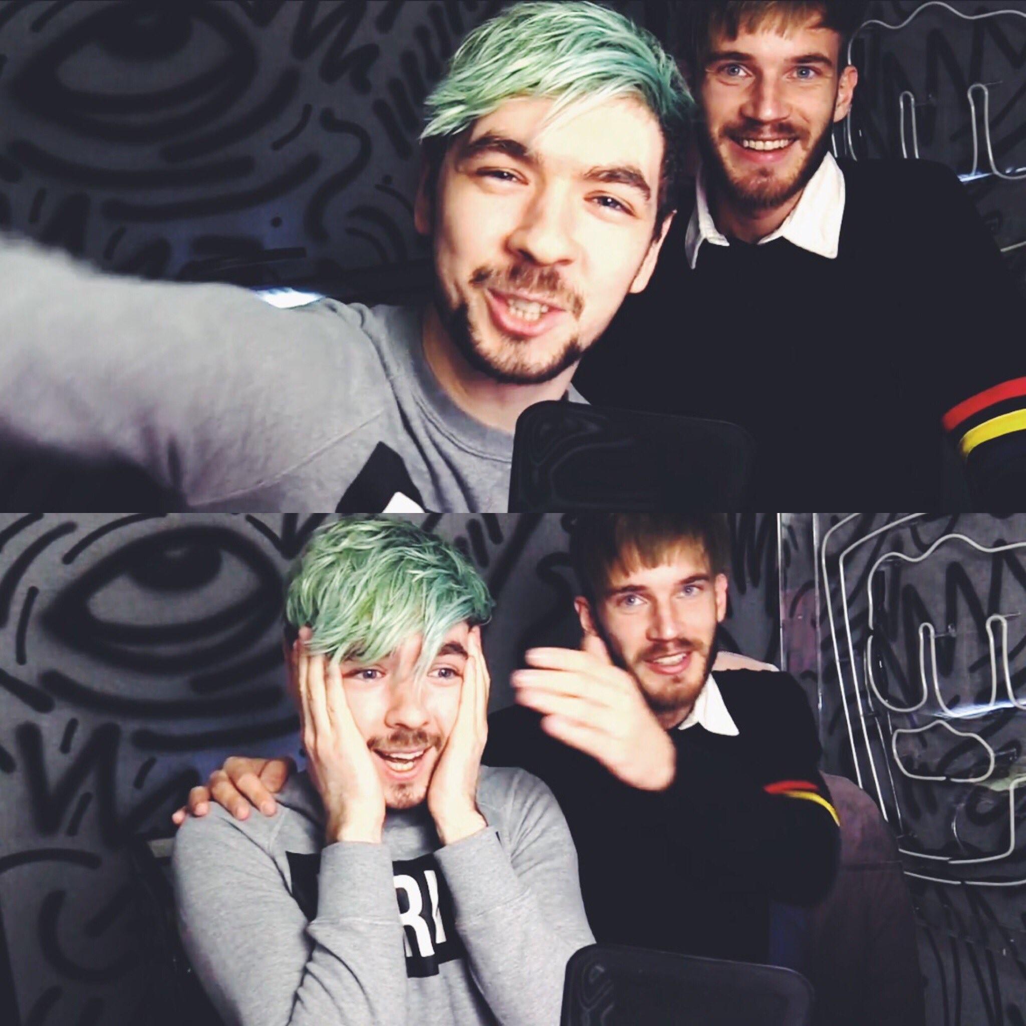 Jack and Felix