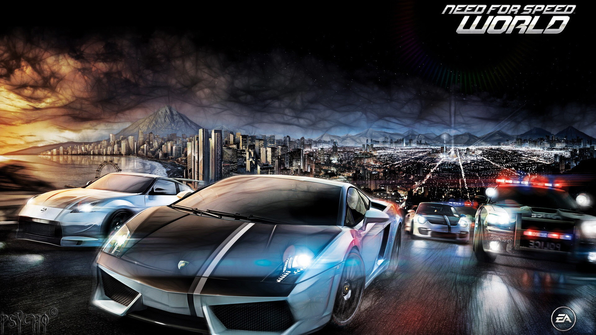 Free Cool Car Wallpapers