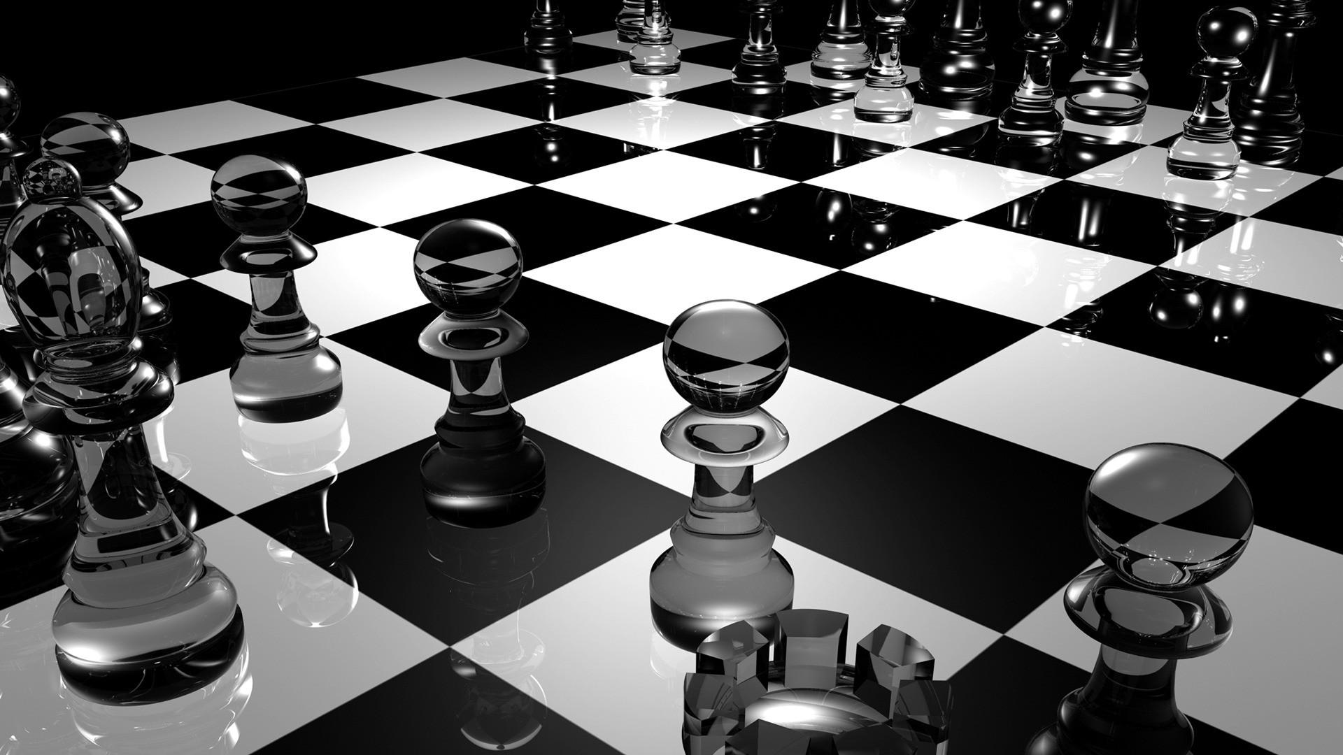 Chess Wallpaper 1920×1080