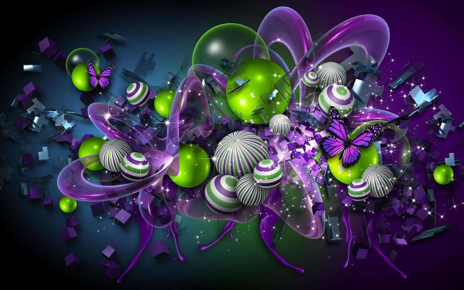 37 Best HD Swirl Wallpapers