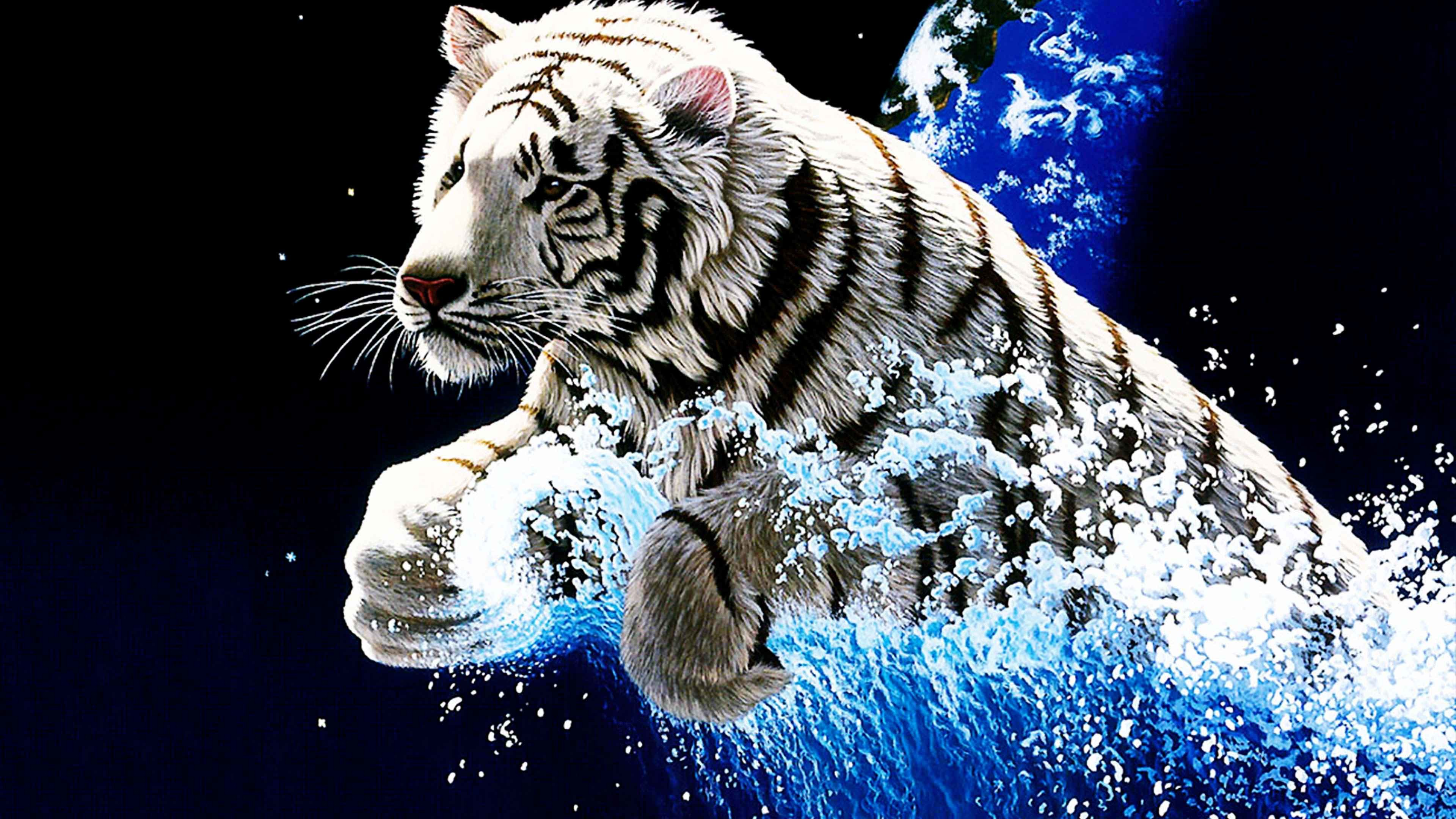 animated tiger wallpapers