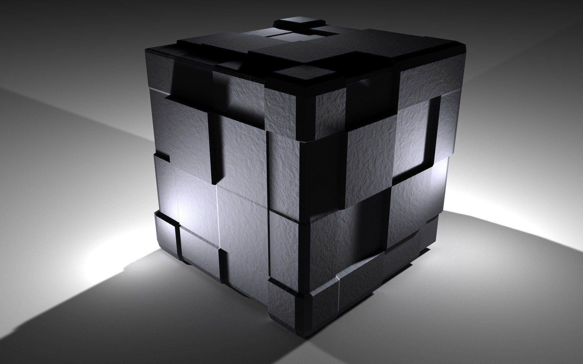Cube 3d Wallpaper Abstract 3D