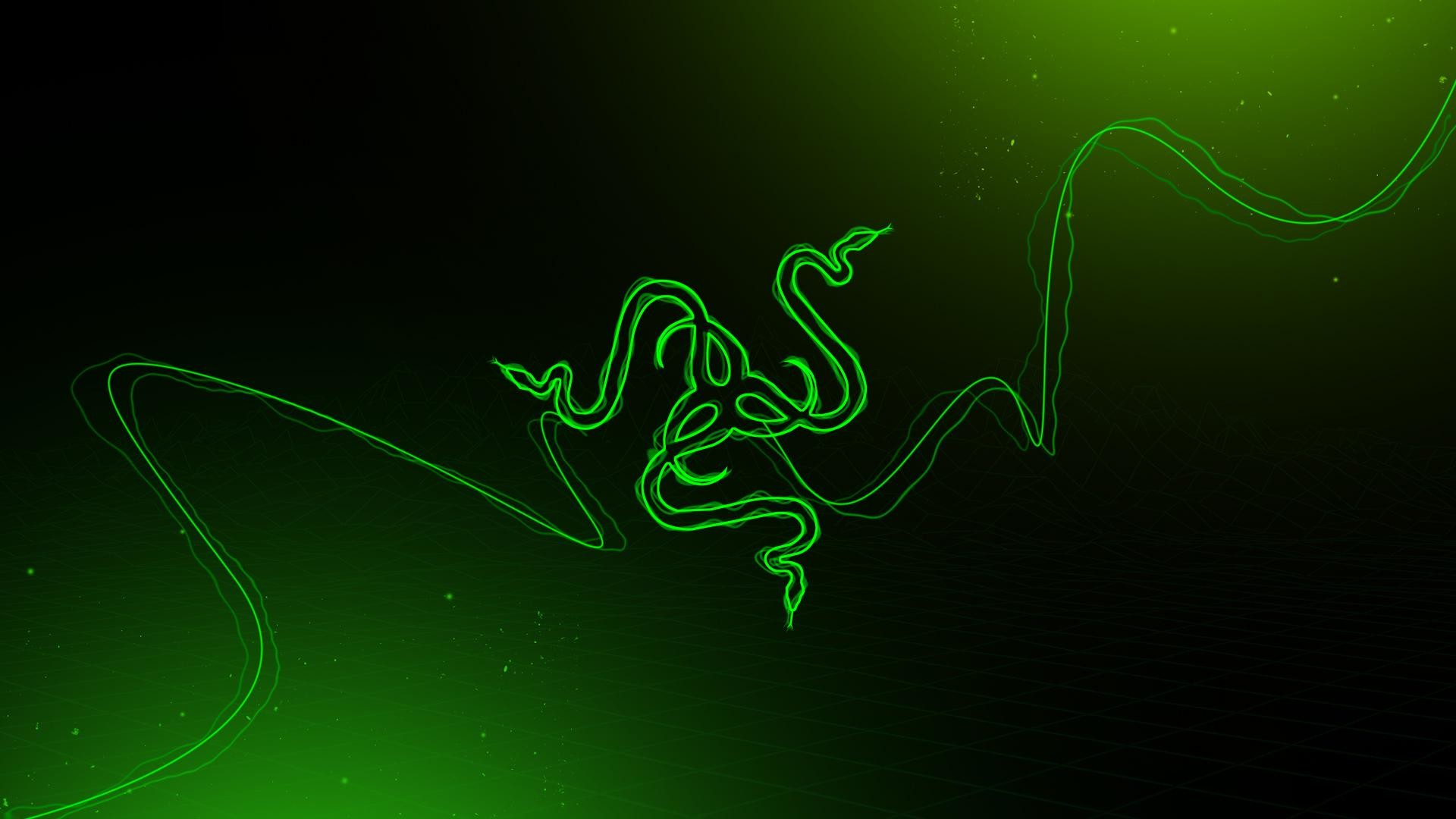 Original Razer wallpaper, feel free to use for your personal use.
