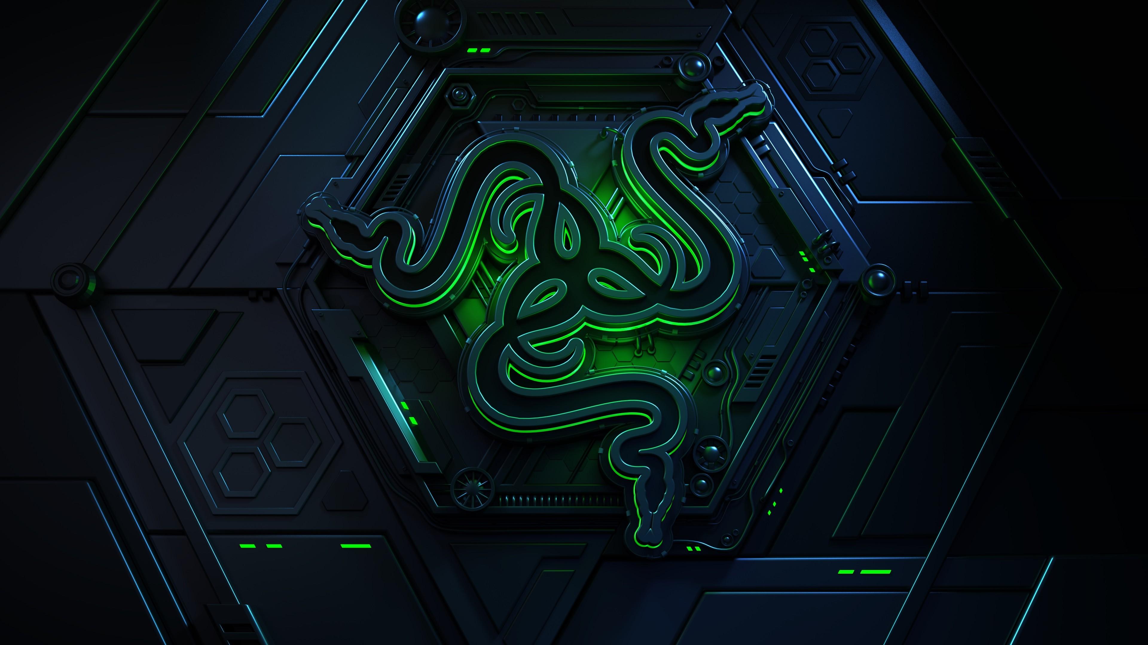 Razer Vault 4K Wallpaper