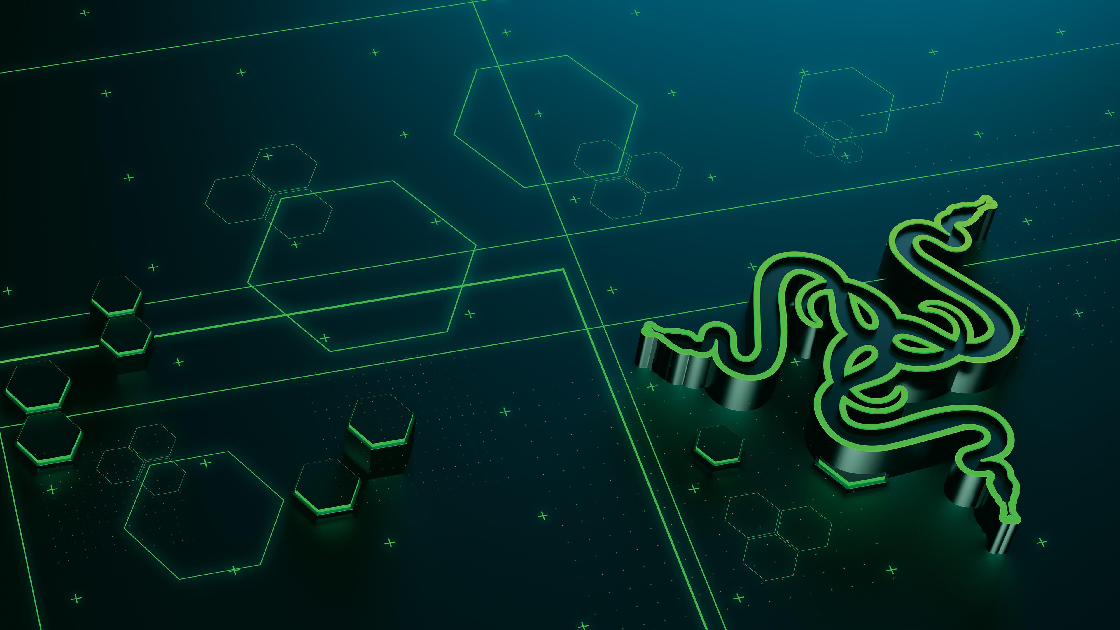 Razer Desktop Background 4K Wallpaper