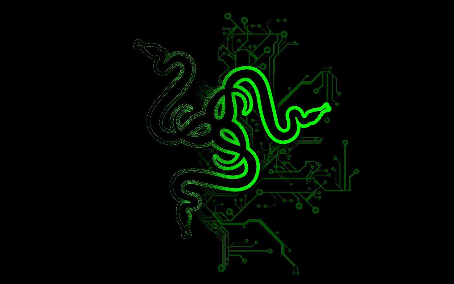 Download Wallpapers, Download abstract multicolor razer .