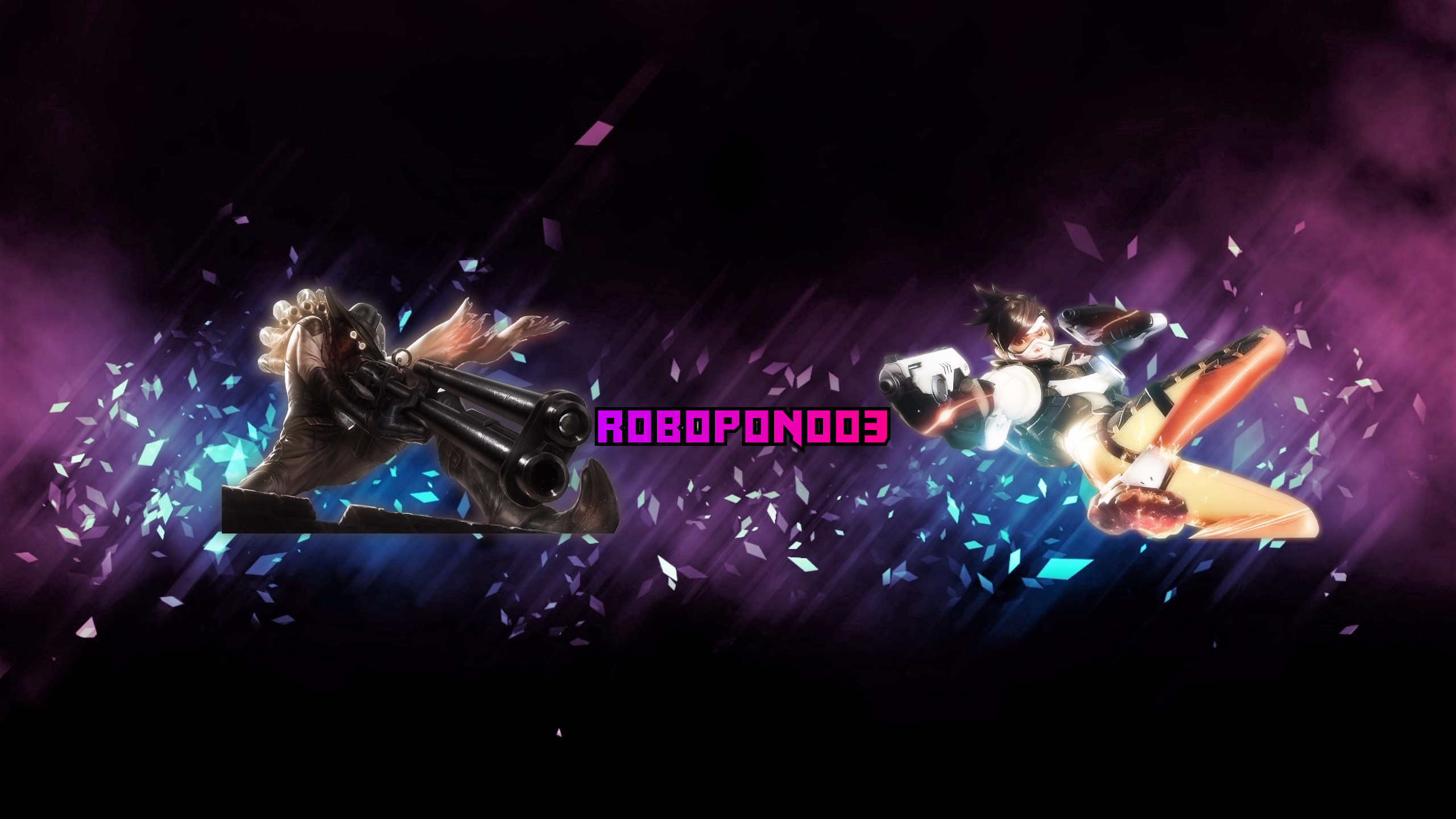 … YouTube Channel Art V.5 (CURRENT) by Robopon003