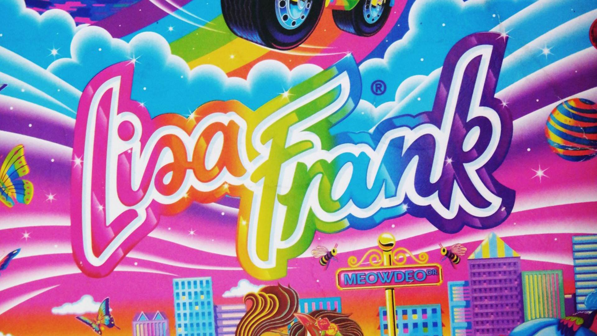 Lisa Frank Wallpaper