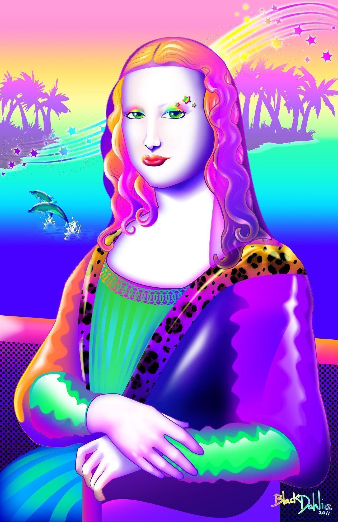 DeviantArt: More Like Mona Lisa Frank by blackdahlia