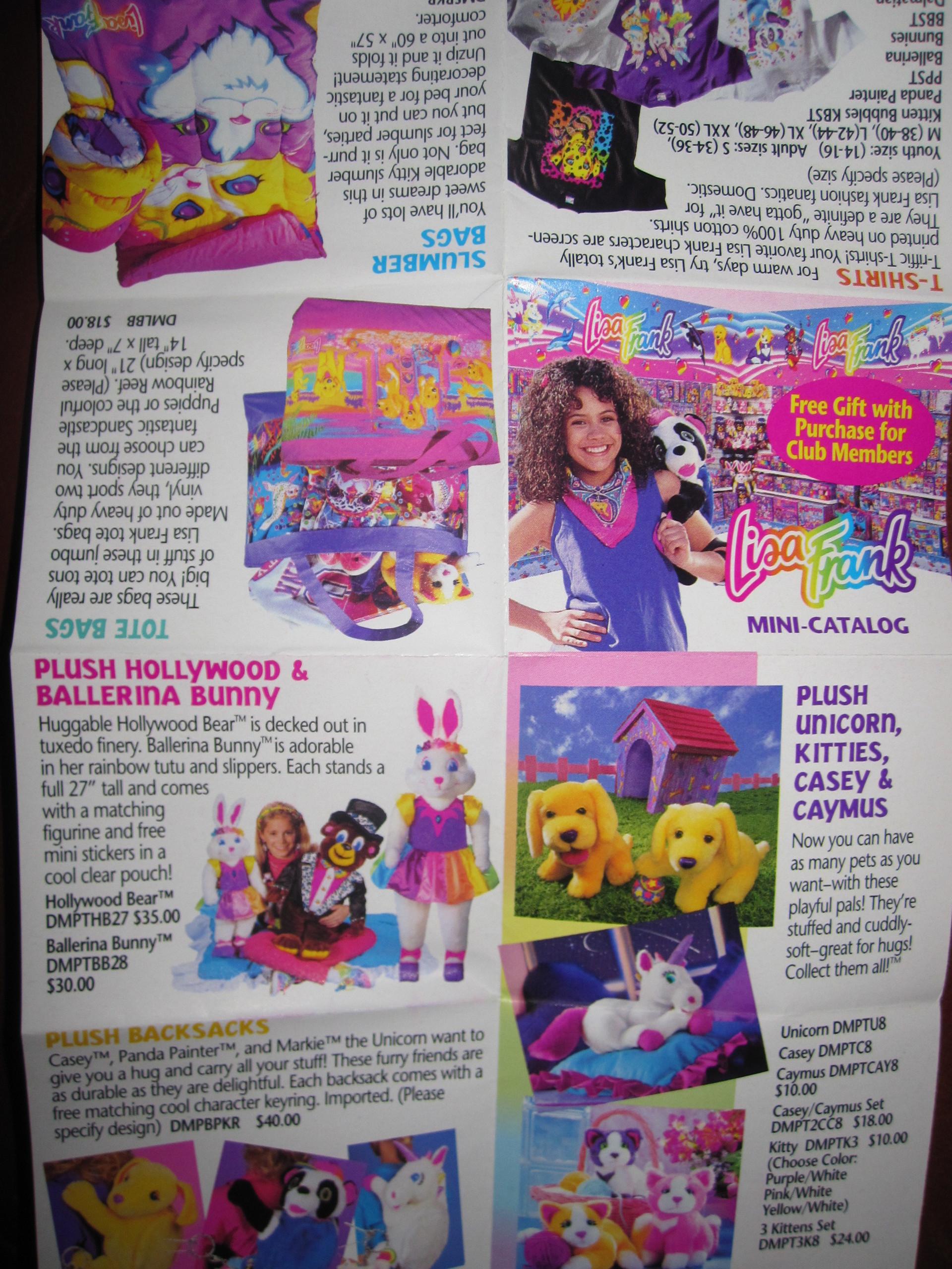 "Lisa Frank images ""Mini Catalog"" Lisa Frank HD wallpaper and background  photos"