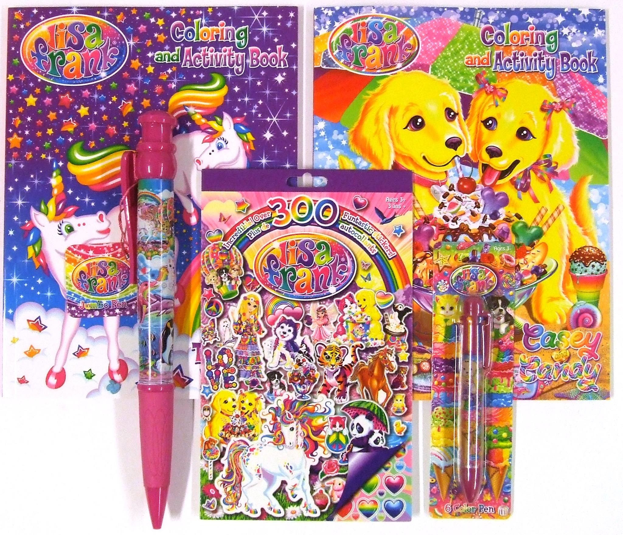 Hurry! Available now at Target One Spot! Lisa FrankKids …
