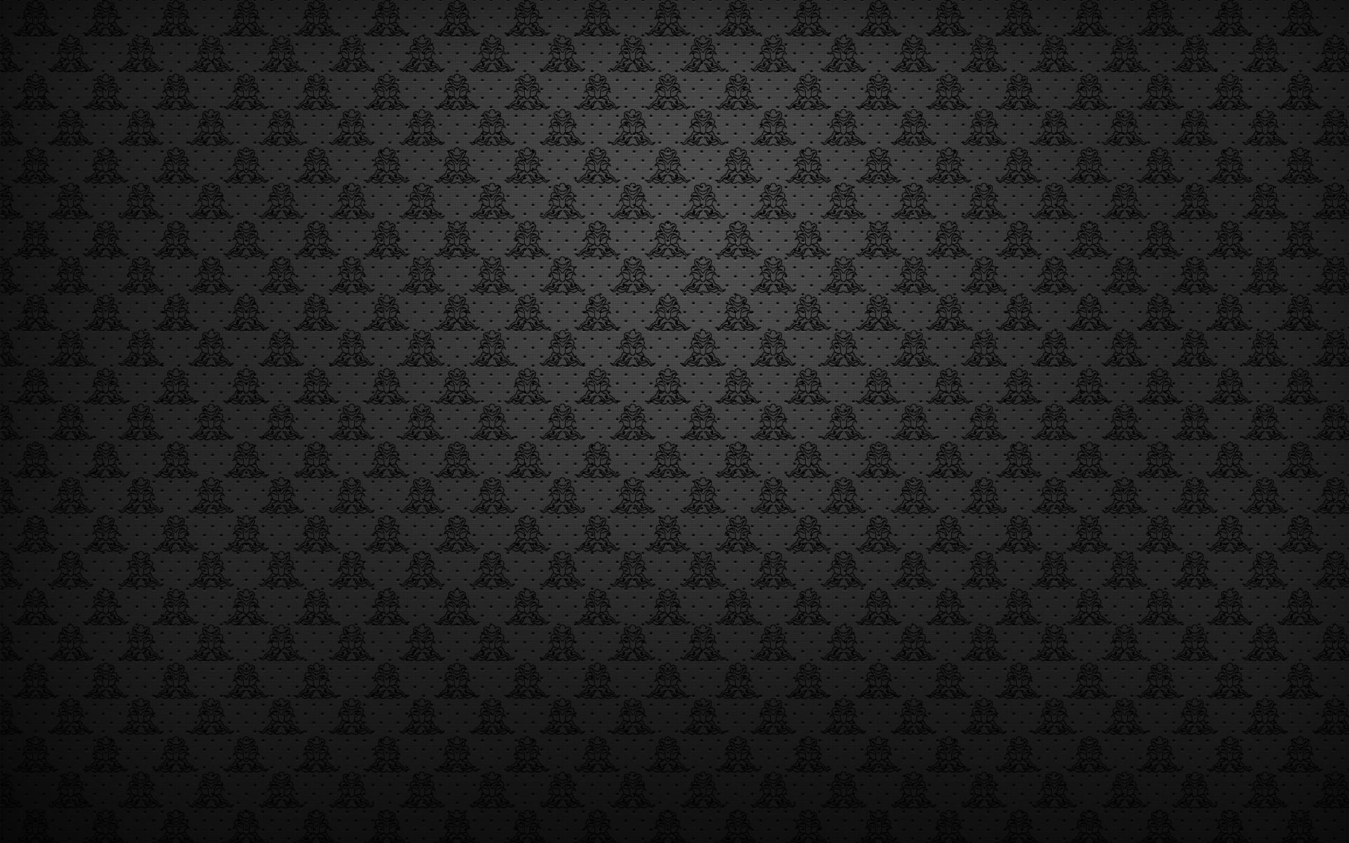 Black Elegant Wallpaper .