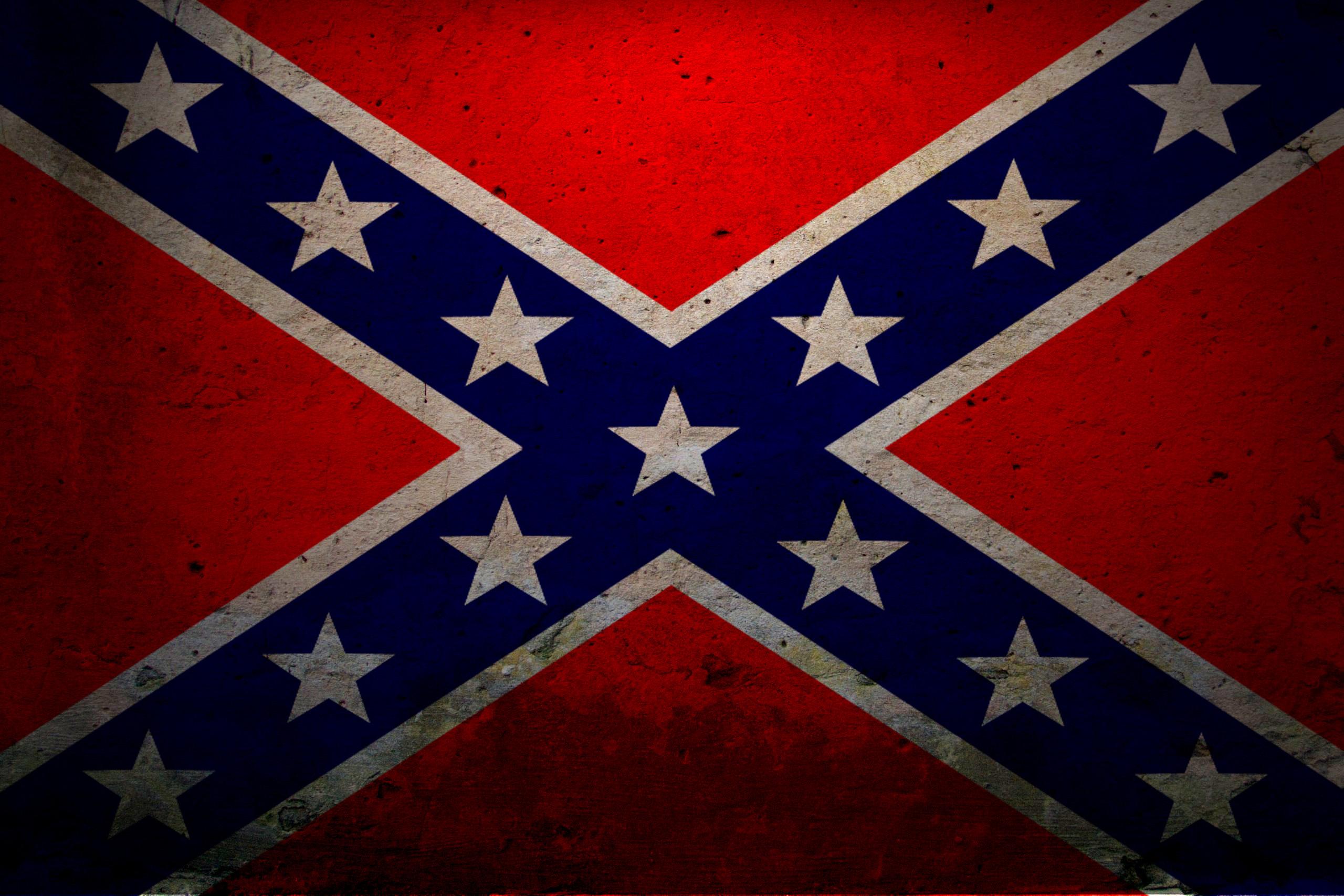 Confederate Flag Wallpaper 2560×1707