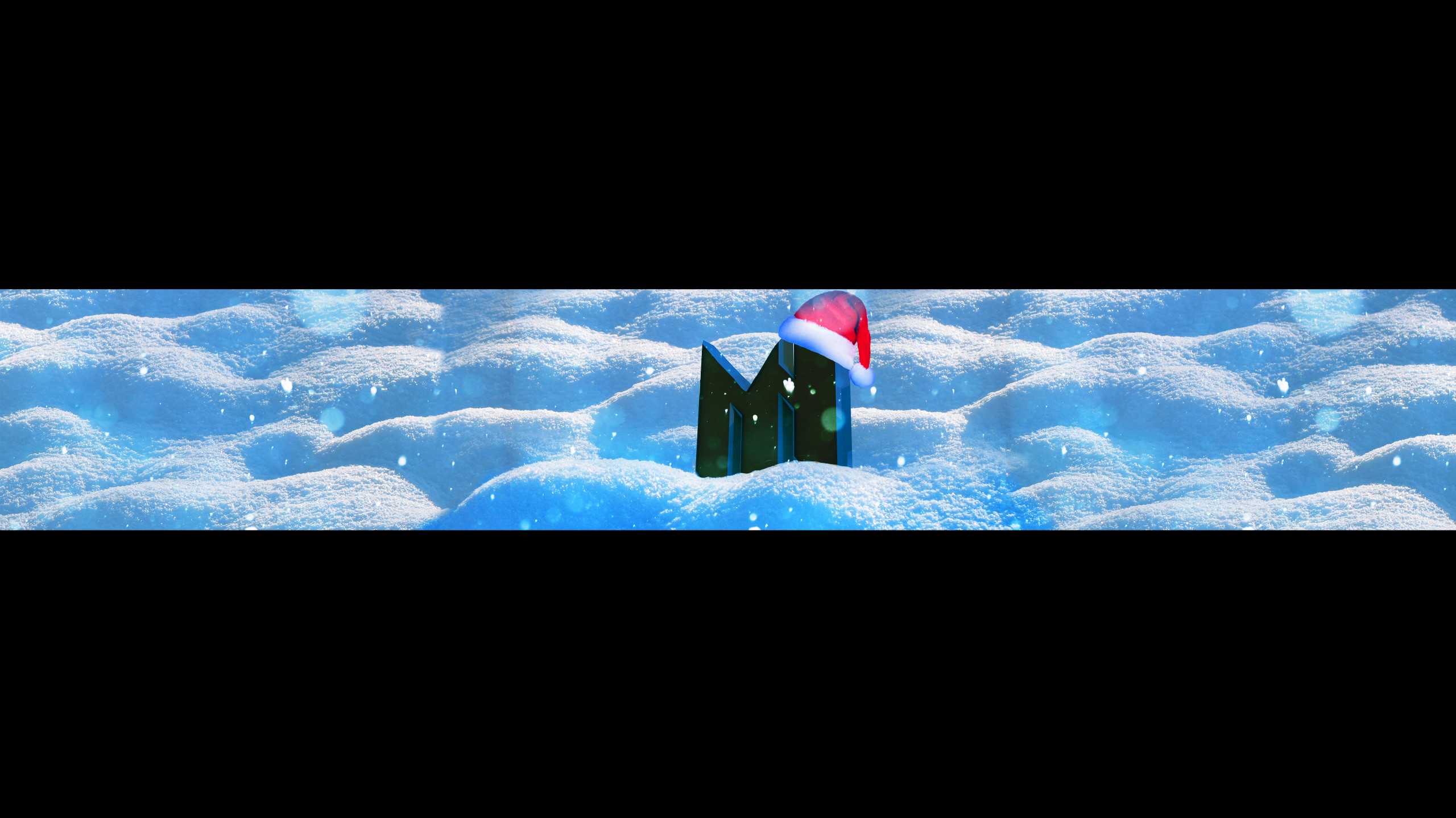 … Miko Youtube Banner *Christmas Edit* by MikoGD
