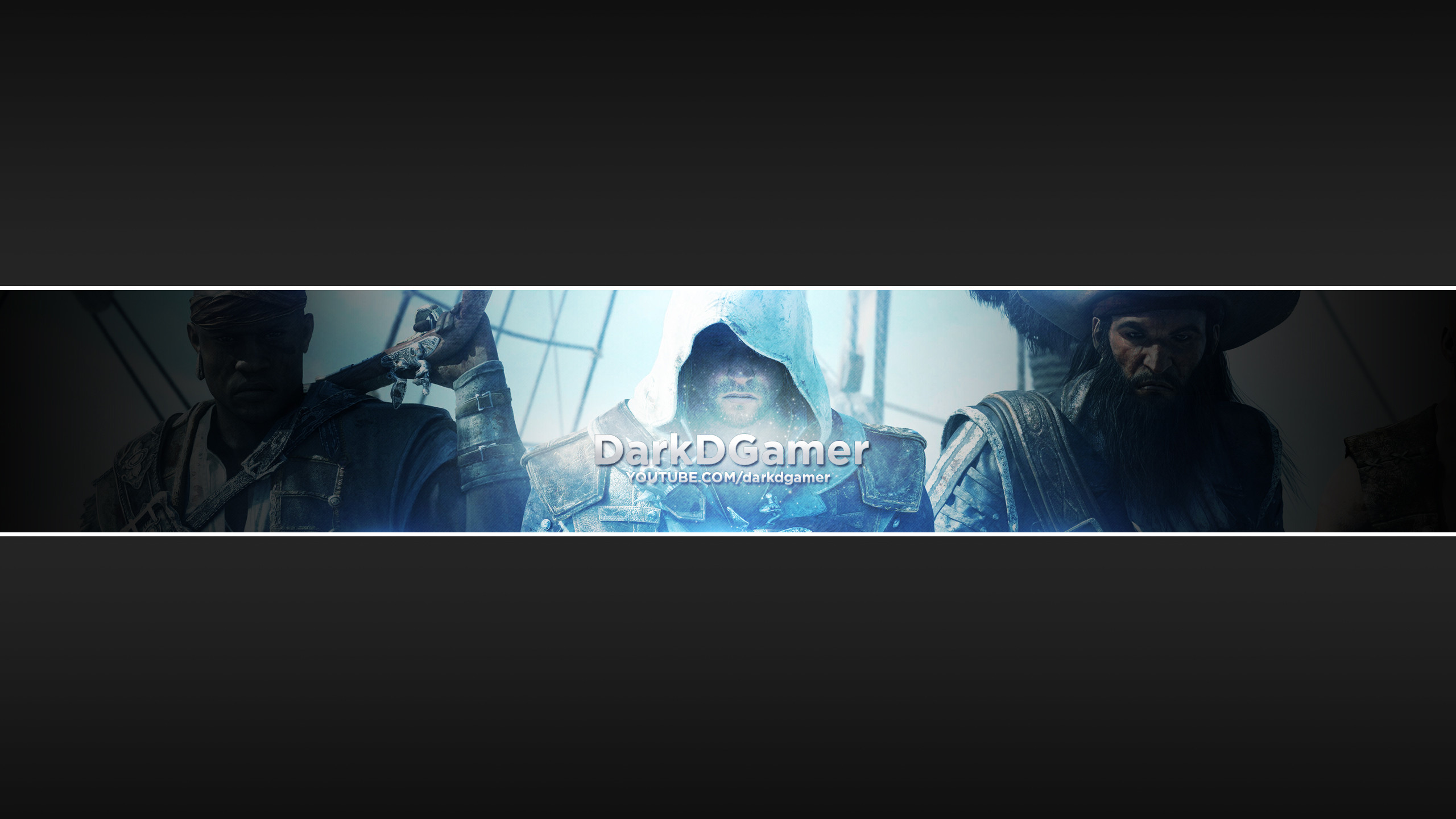 Assassin's creed YouTube banner