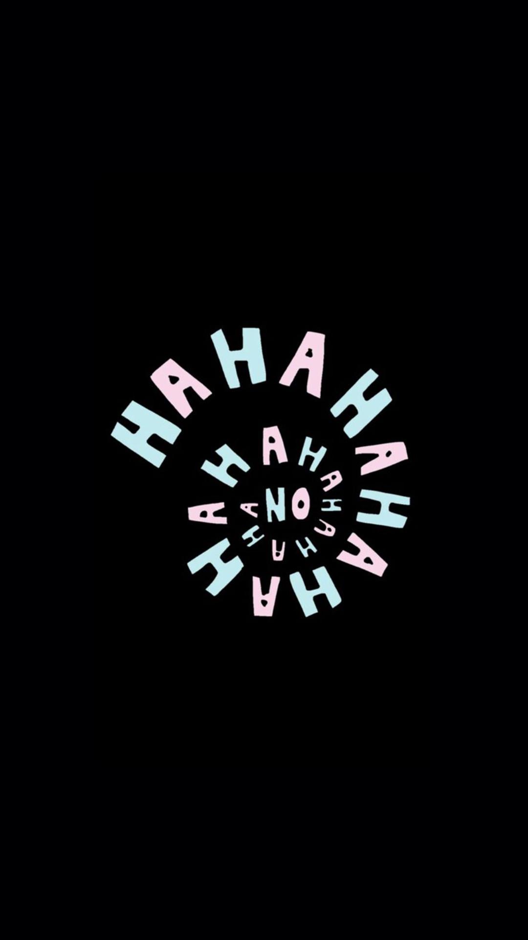 Ha Ha Ha No Lockscreen iPhone 6+ HD Wallpaper …