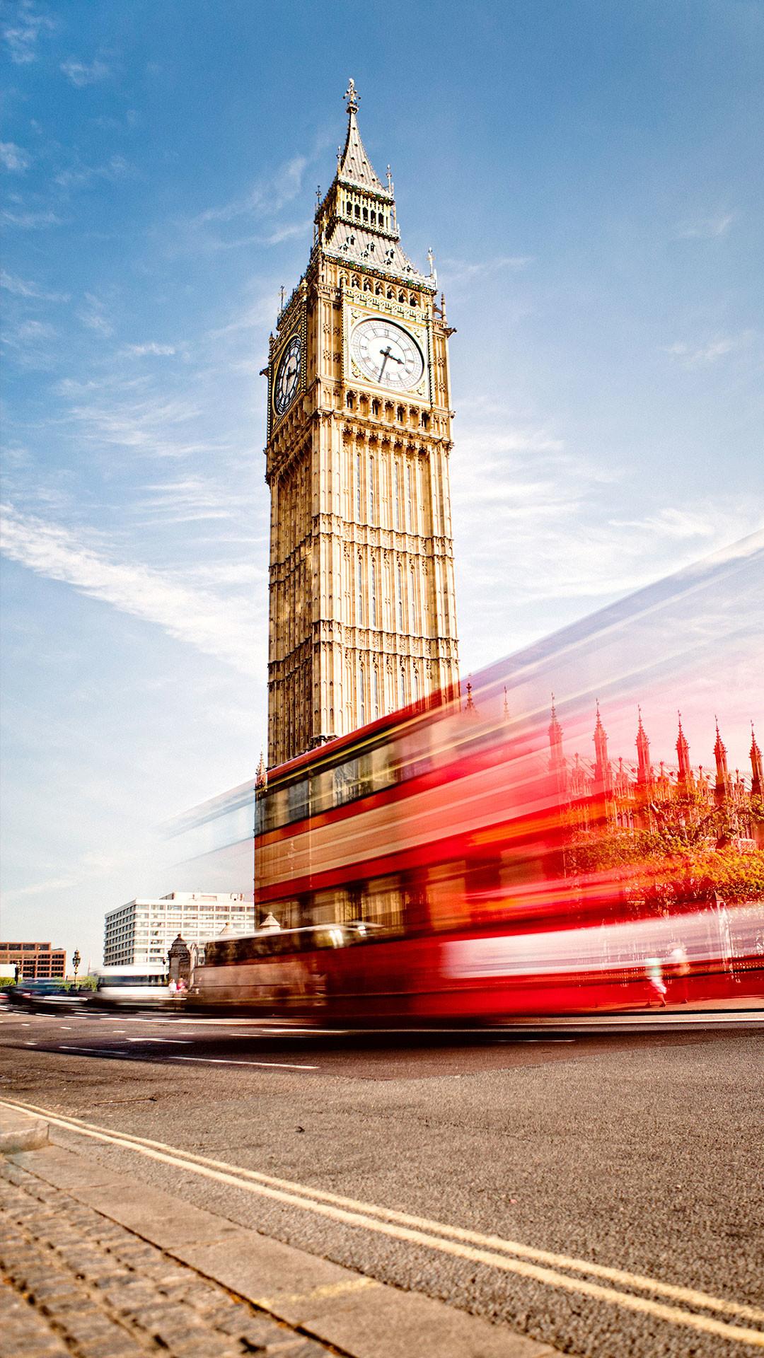 Big Ben Tower London Lockscreen iPhone 6 Plus HD Wallpaper …