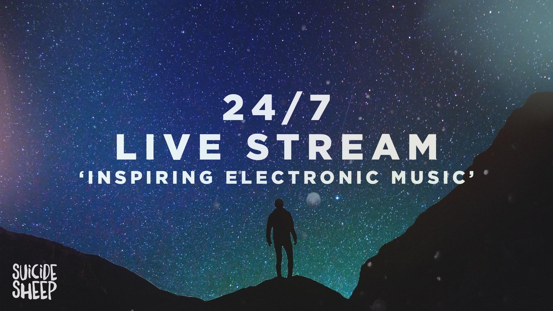 "MrSuicideSheep on Twitter: ""The 24/7 live stream of inspiring Electronic  music has started! https://t.co/qKvij57B67 https://t.co/idF7HmfGyB"""