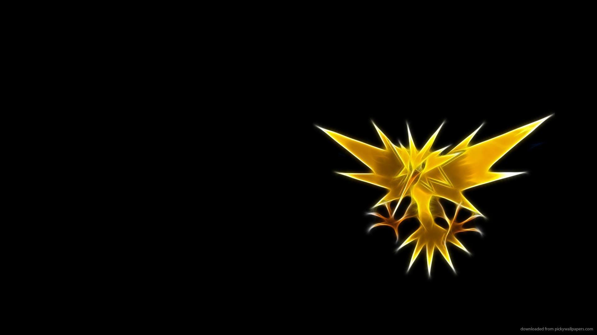 Zapdos Pokemon Wallpaper picture