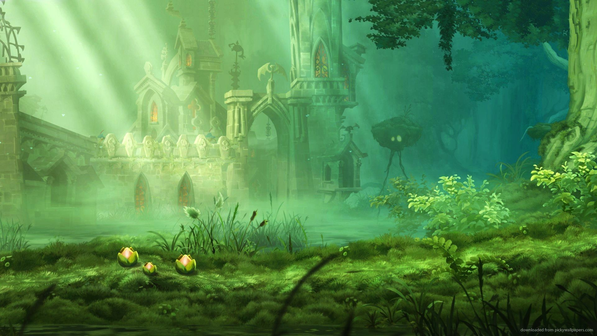 Rayman Legends Game Wallpaper picture
