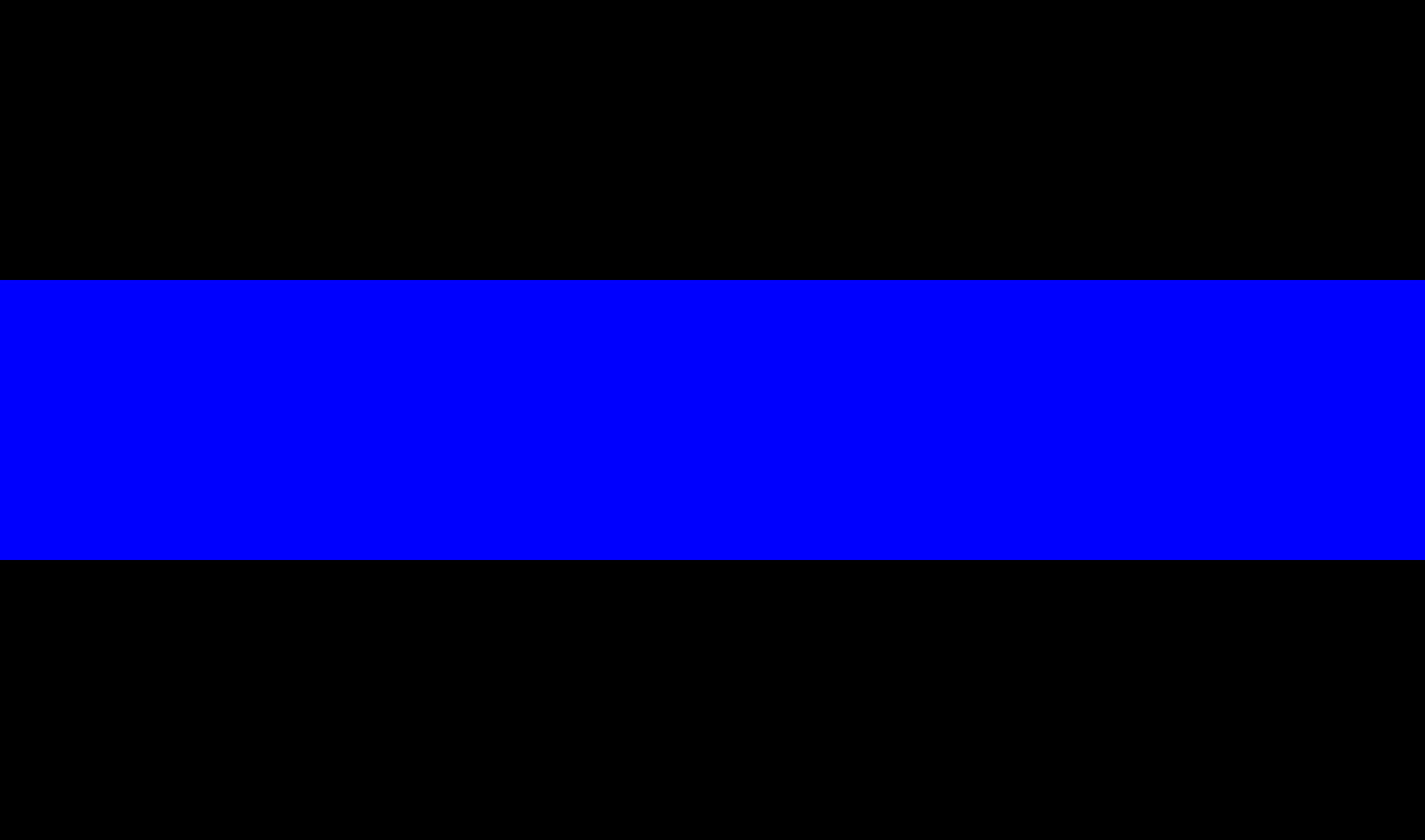 Current The Thin Blue Line, a Flag Used by Police Officers in North .