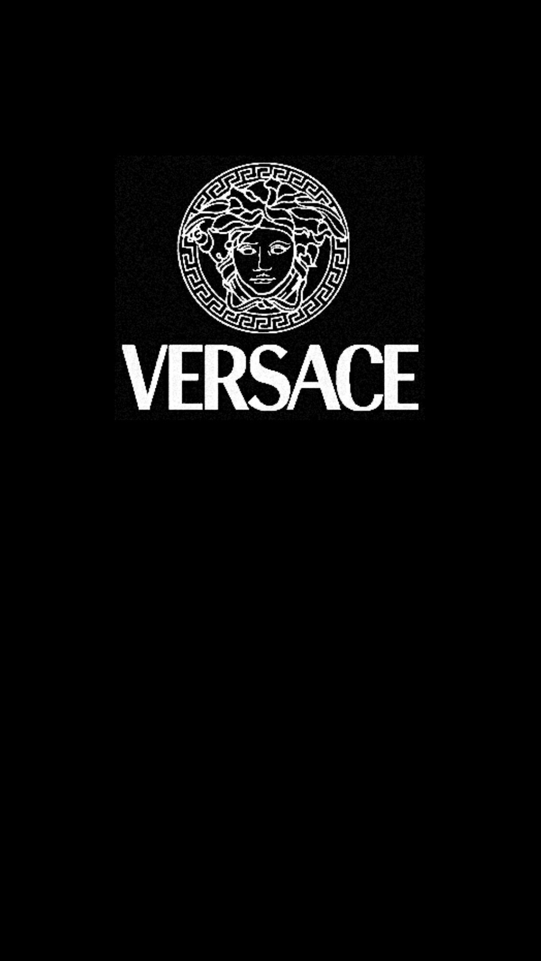 #versace #black #wallpaper #iPhone #android