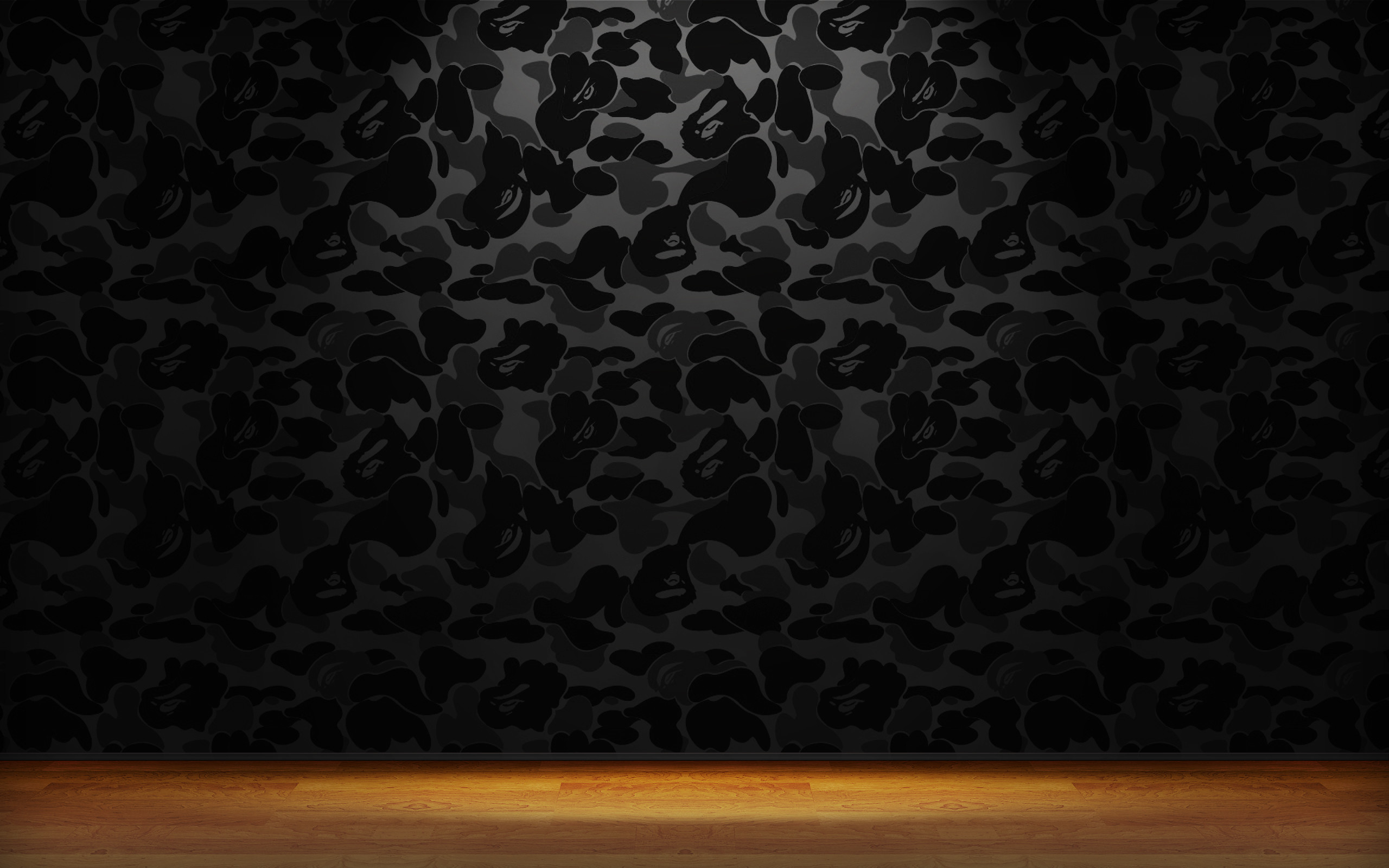 Bape Unbricked by philipskillern on DeviantArt Ovo Wallpaper Iphone 5