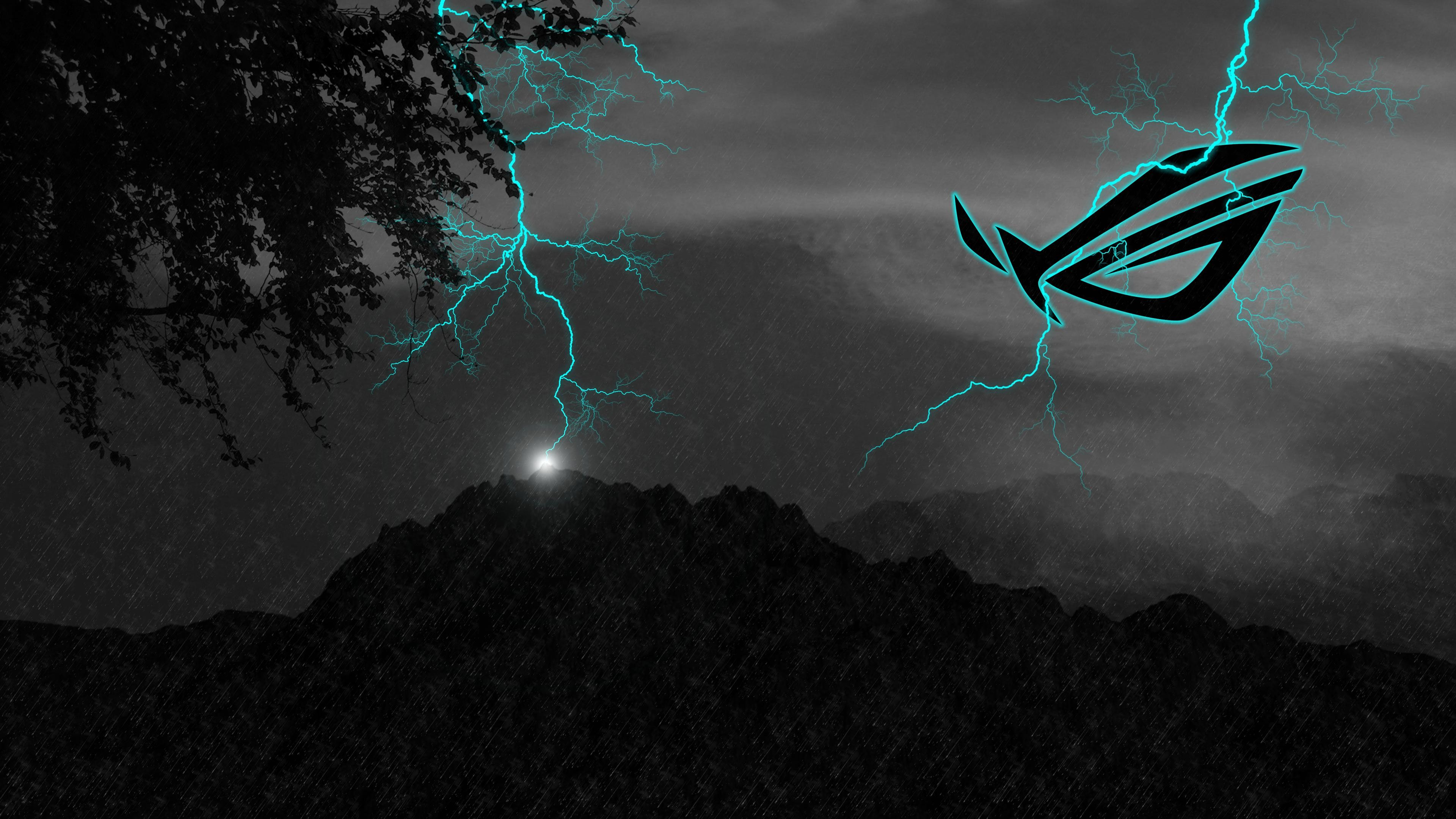 ROG 4K Wallpaper Collection 2014 ::: static_FX [222] – by 3840 x