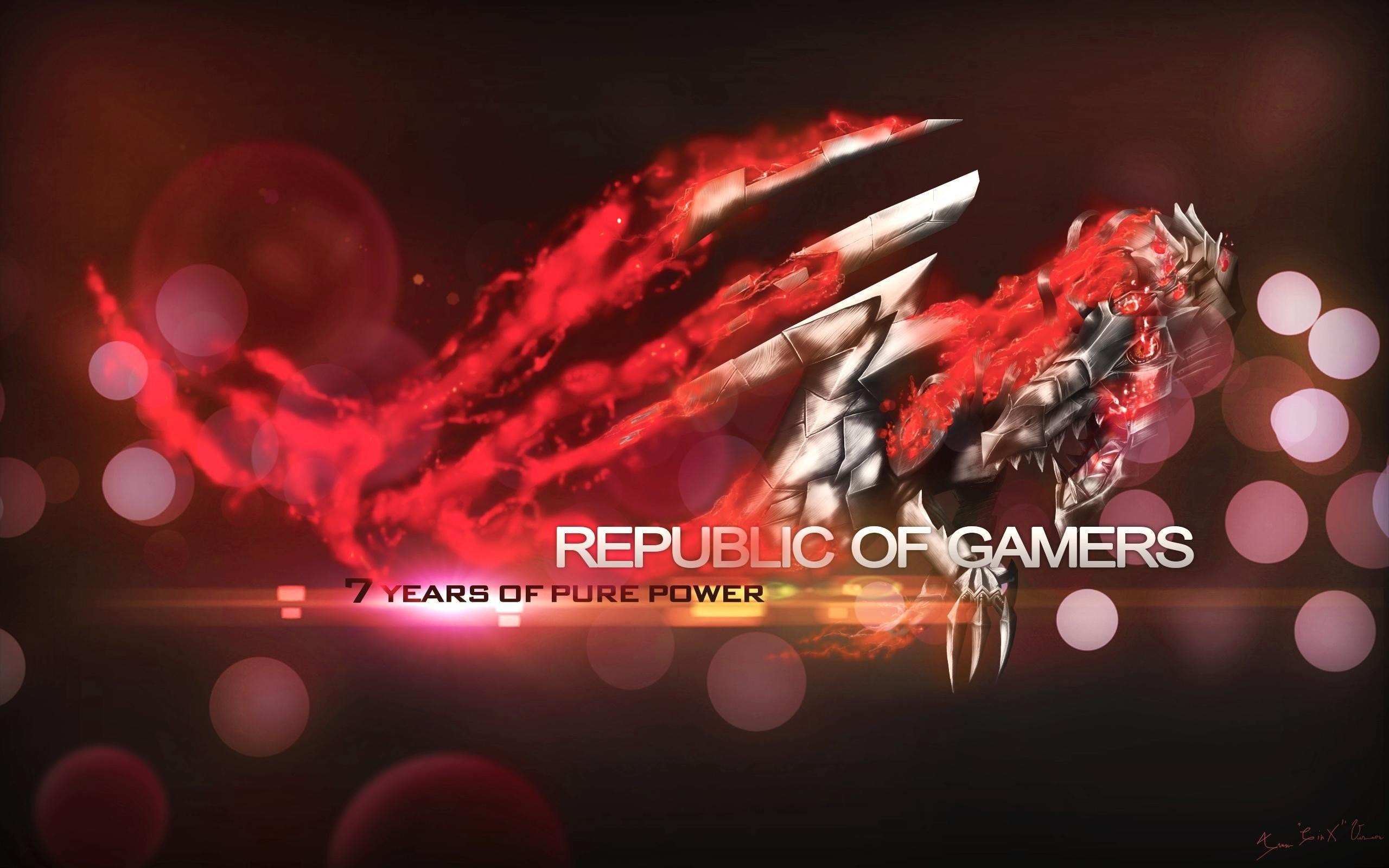 Rog Republic Of Gamers ASUS 113100