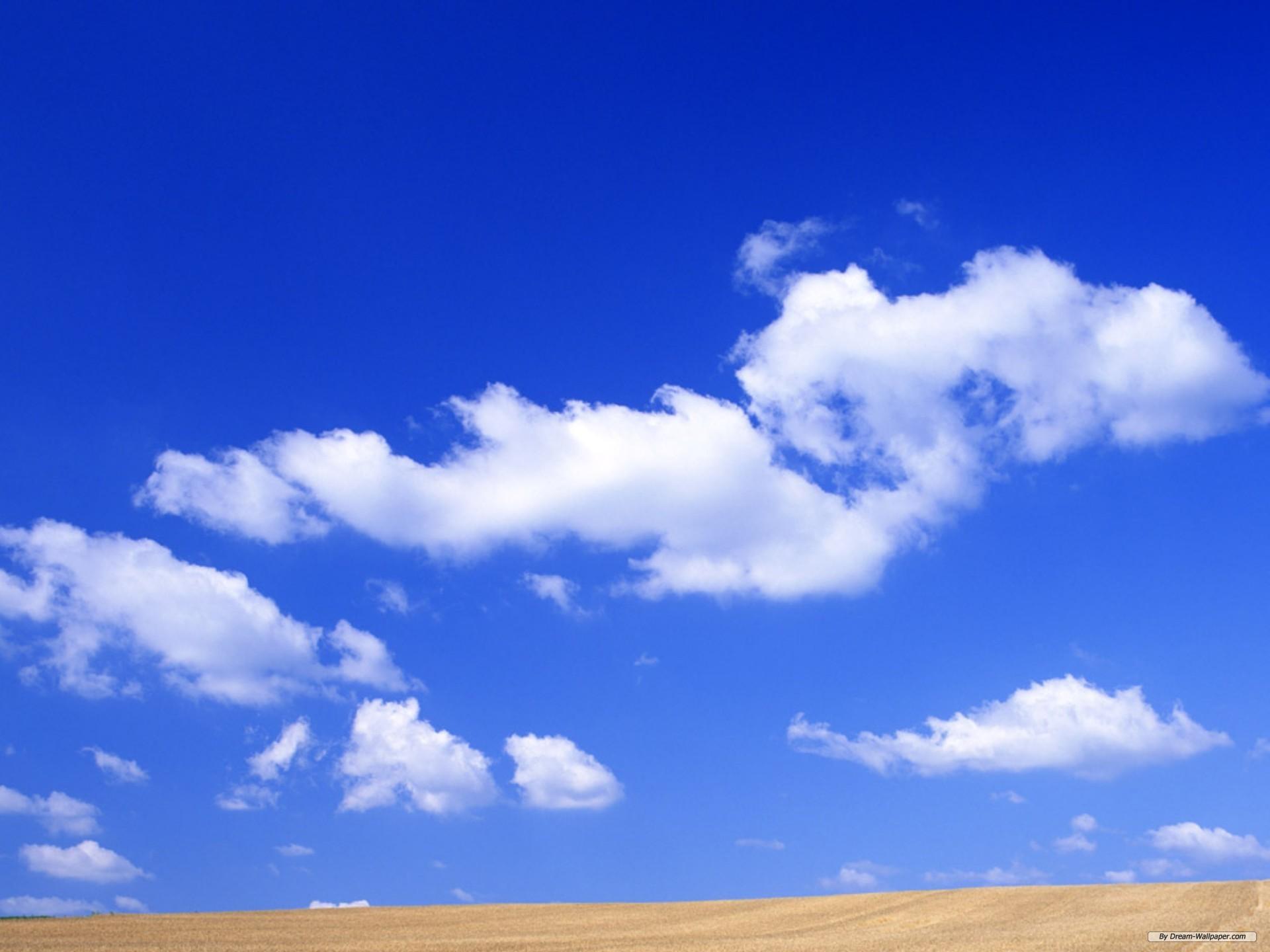 wallpaper – Blue Sky And White Cloud 2 wallpaper – wallpaper .