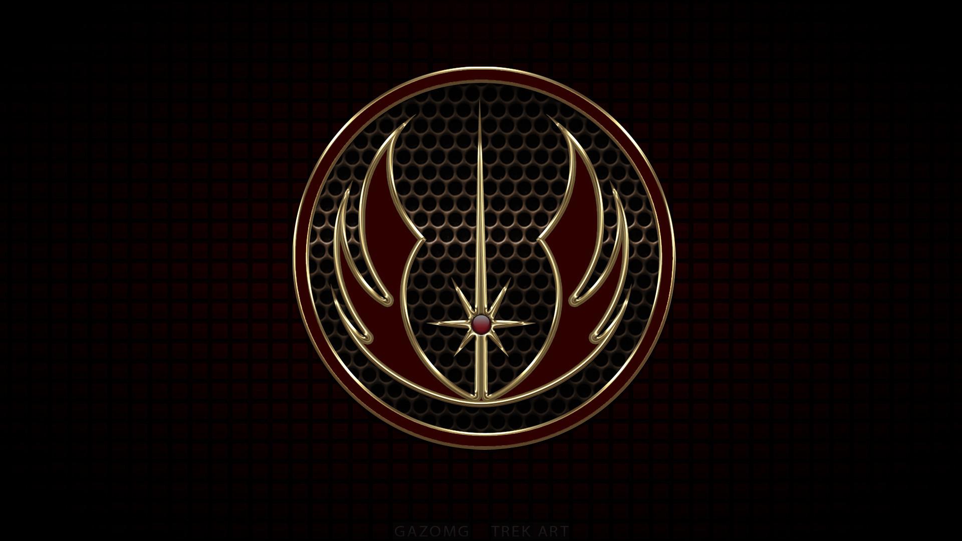 … Star Wars Jedi Logo by gazomg