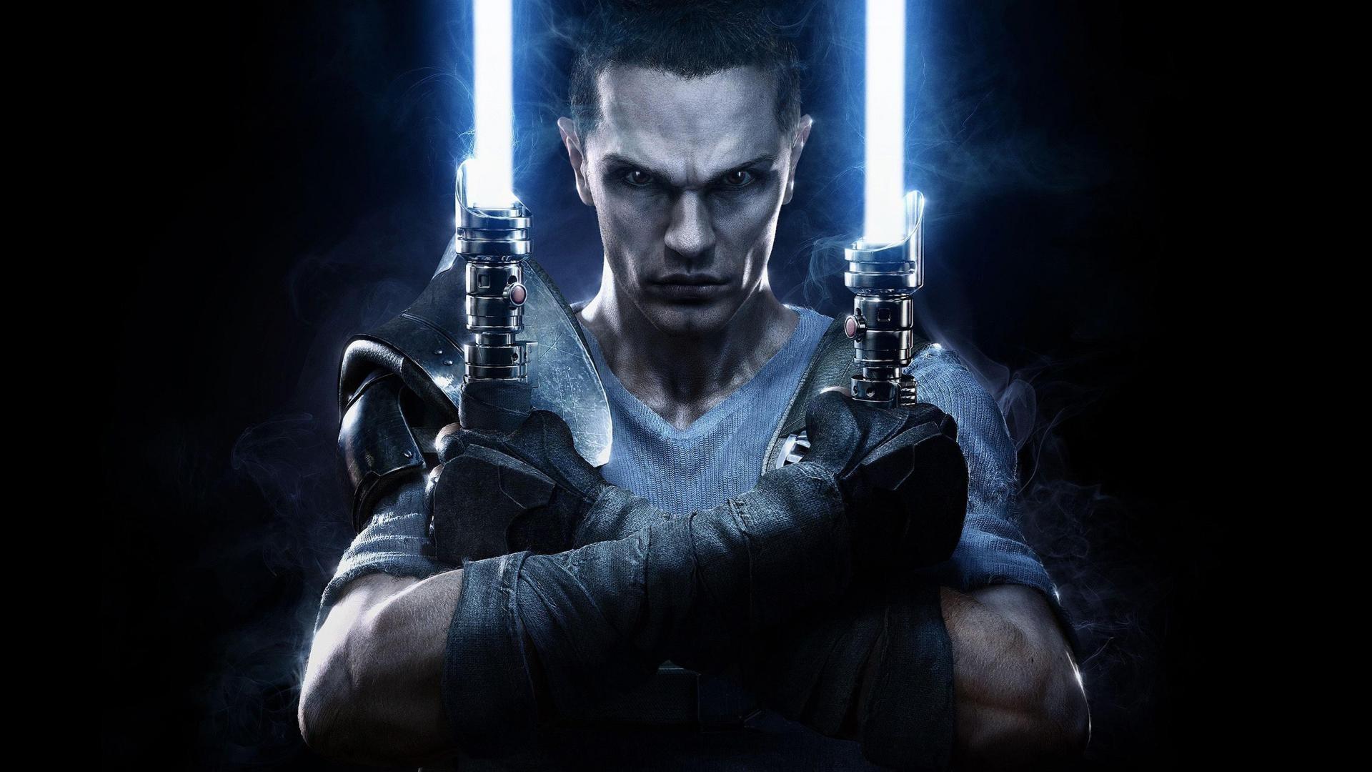 Download Wallpaper 3840×2160 Star wars, Jedi, Sword 4K Ultra HD HD .