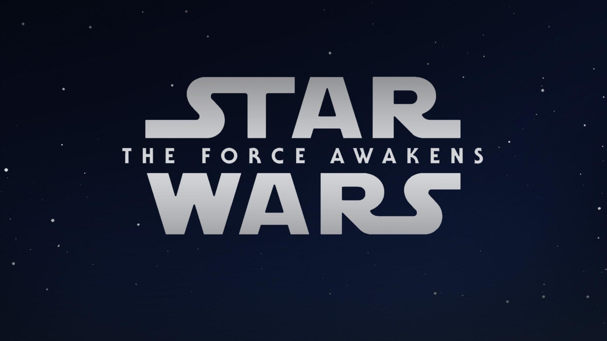 … Star Wars: The Force Awakens Wallpaper